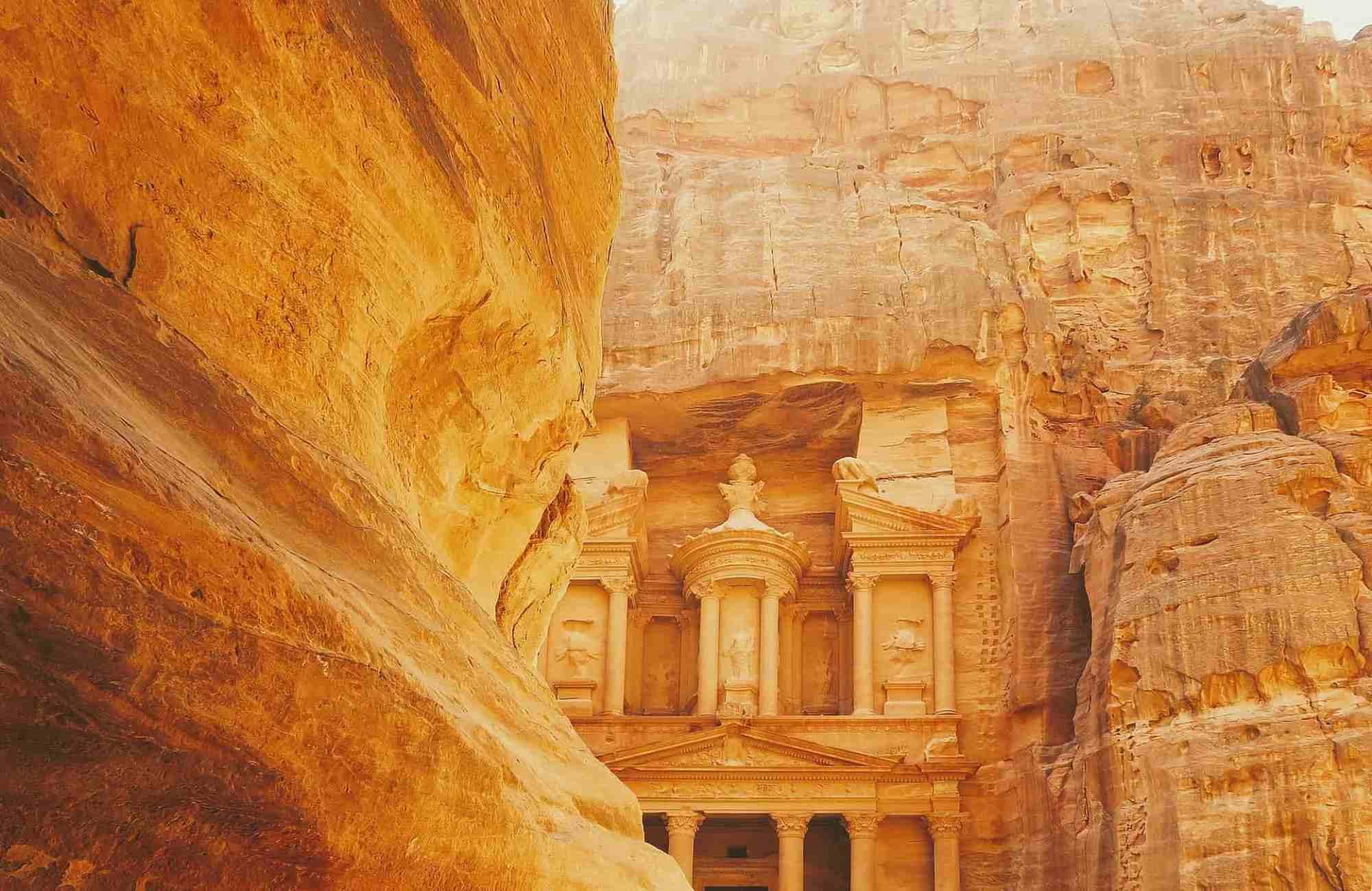 Voyage Jordanie - Petra - Amplitudes