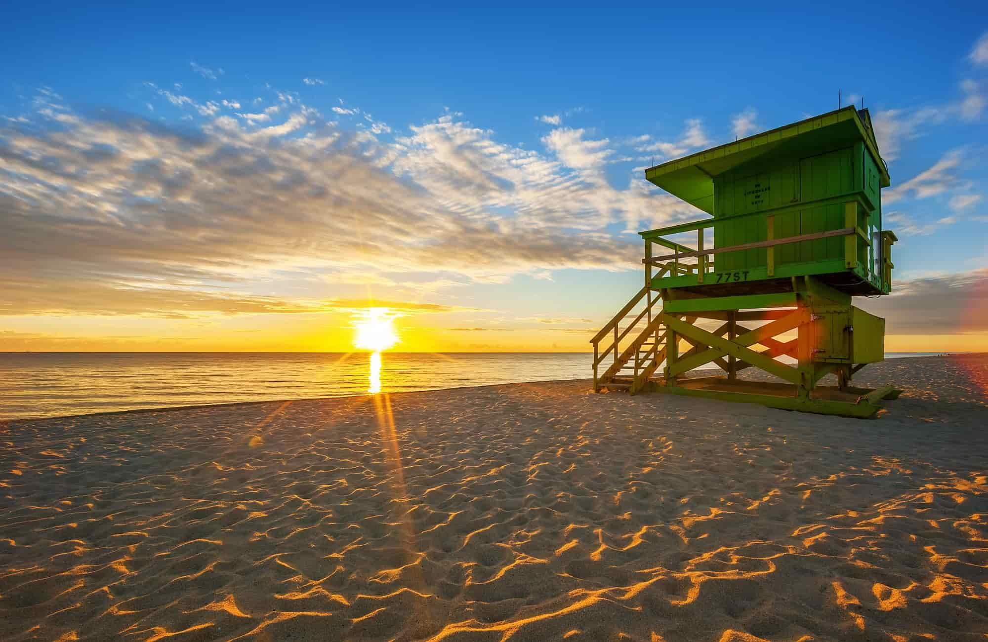 Voyage- miami beach - Amplitudes