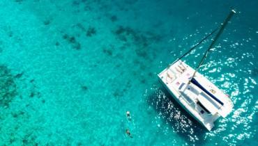 voyager en catamaran dans le monde avec Amplitudes