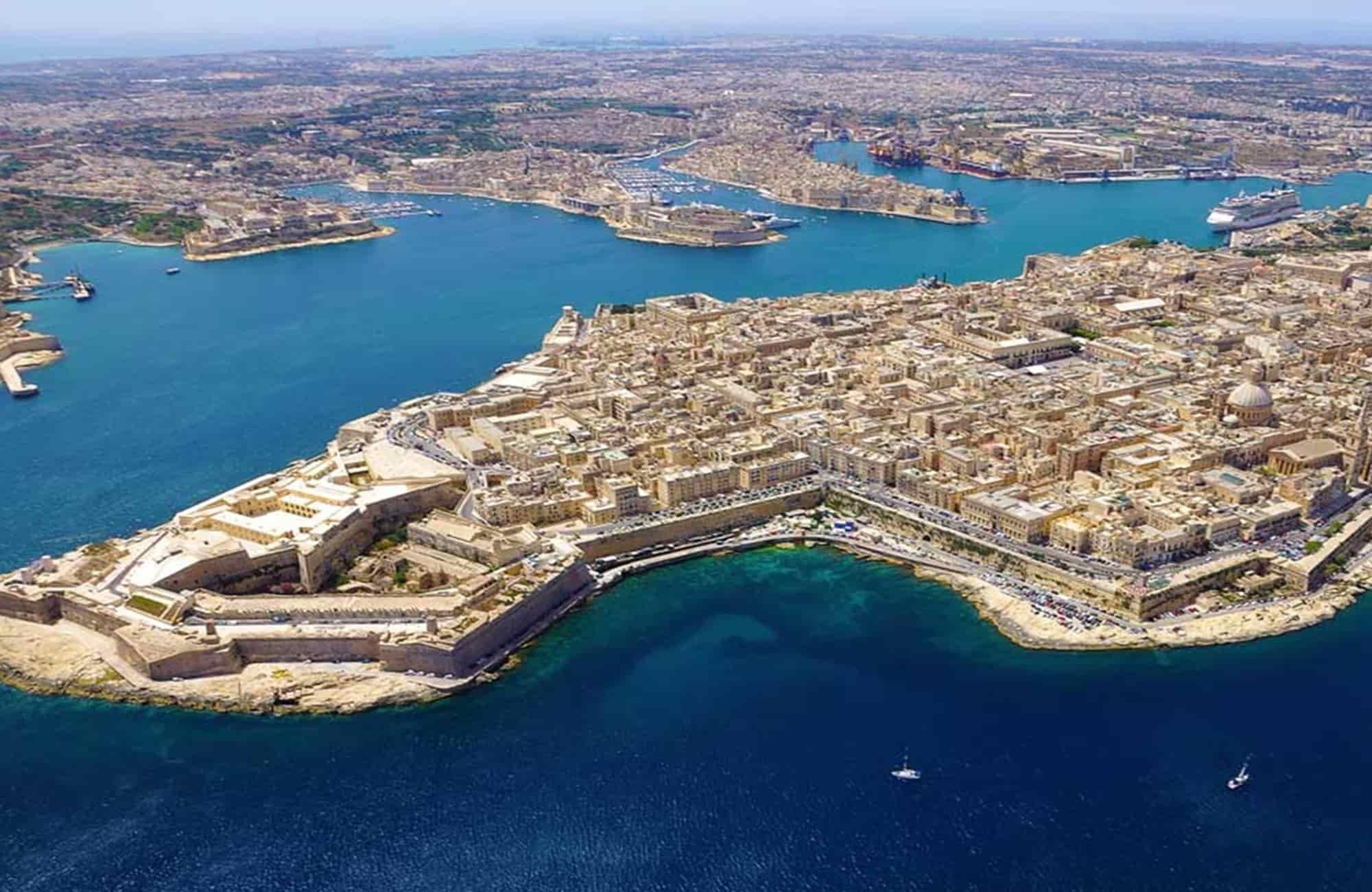 Voyage Malte - Les Trois Cités - Amplitudes