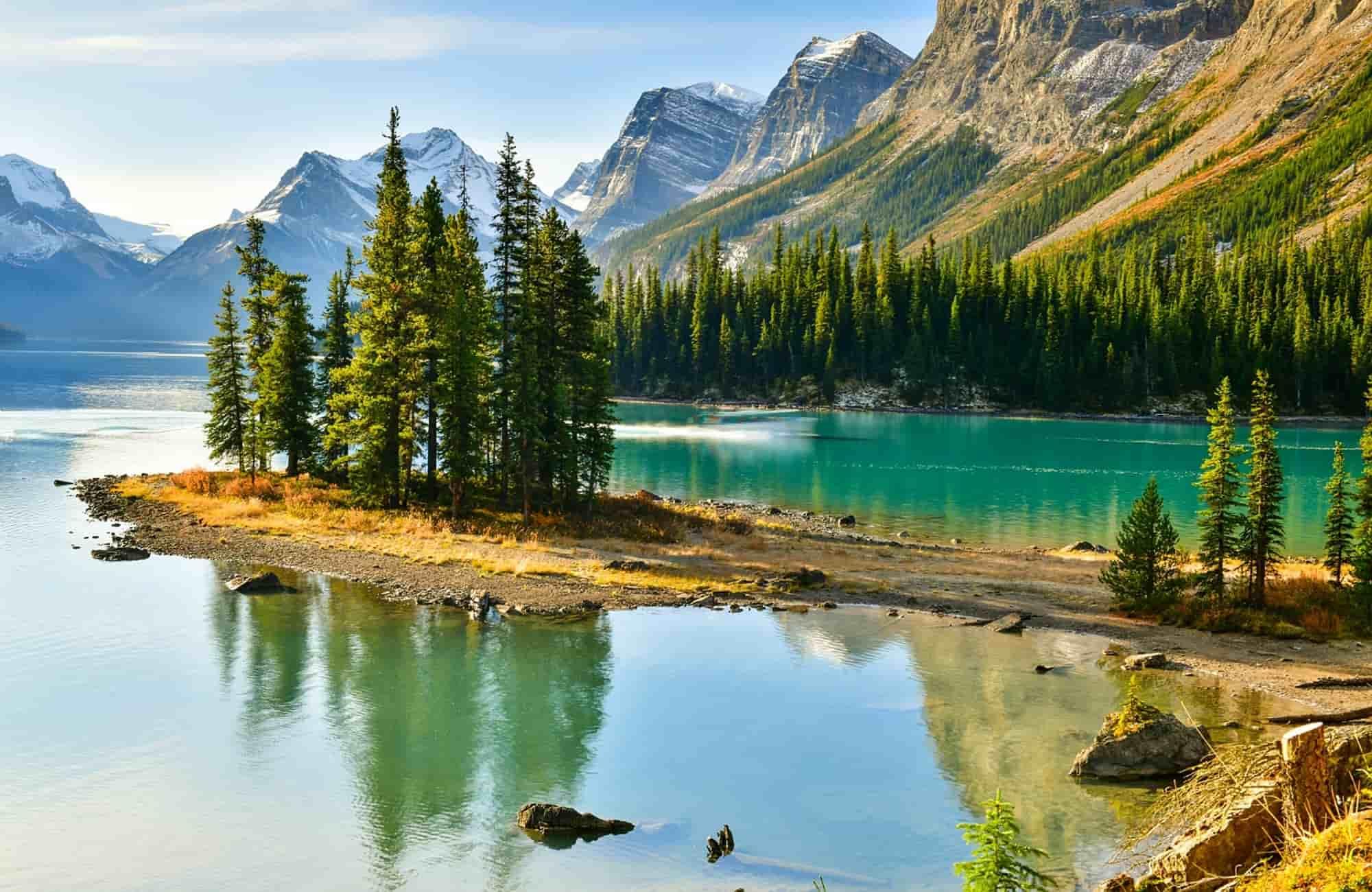Voyage Canada printemps - Banff - Amplitudes