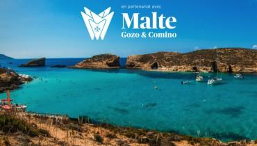 Voyage Malte - Comino - Amplitudes