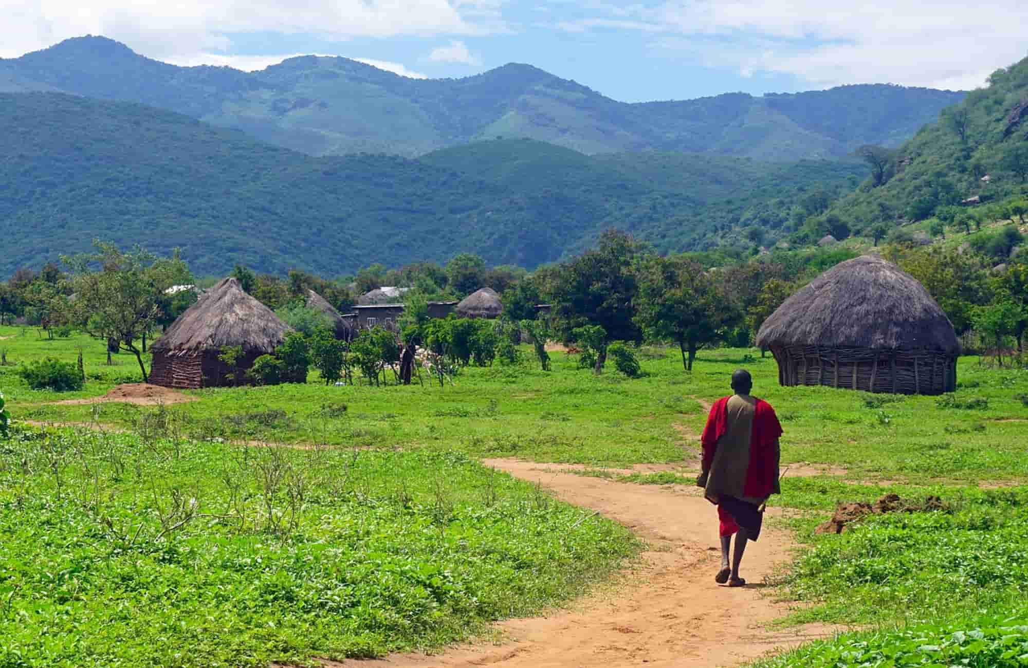 Voyage en Tanzanie - Invitation dans un village Massaï - Amplitudes