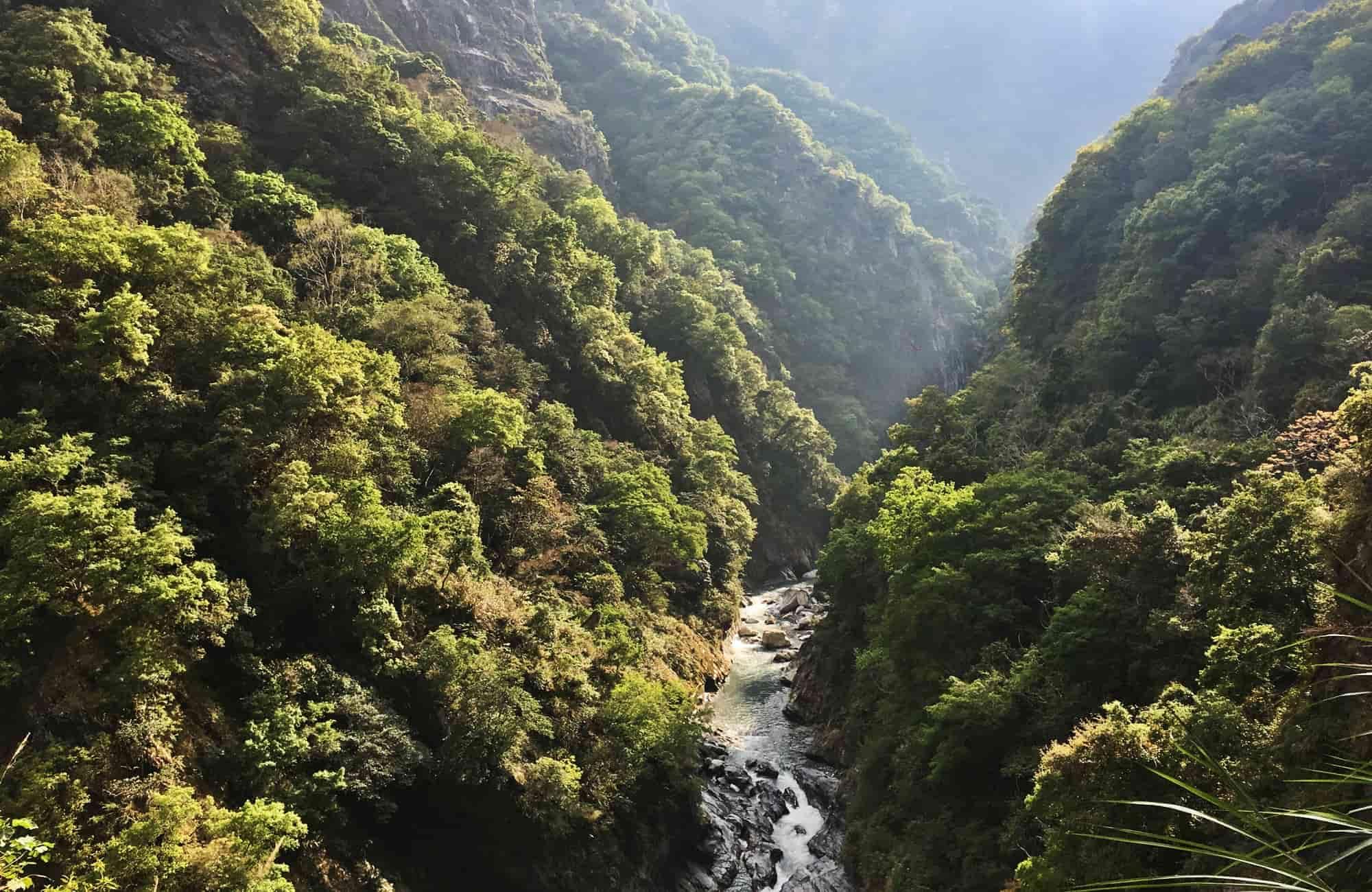 Voyage à Taïwan - Gorges de Taroko - Amplitudes