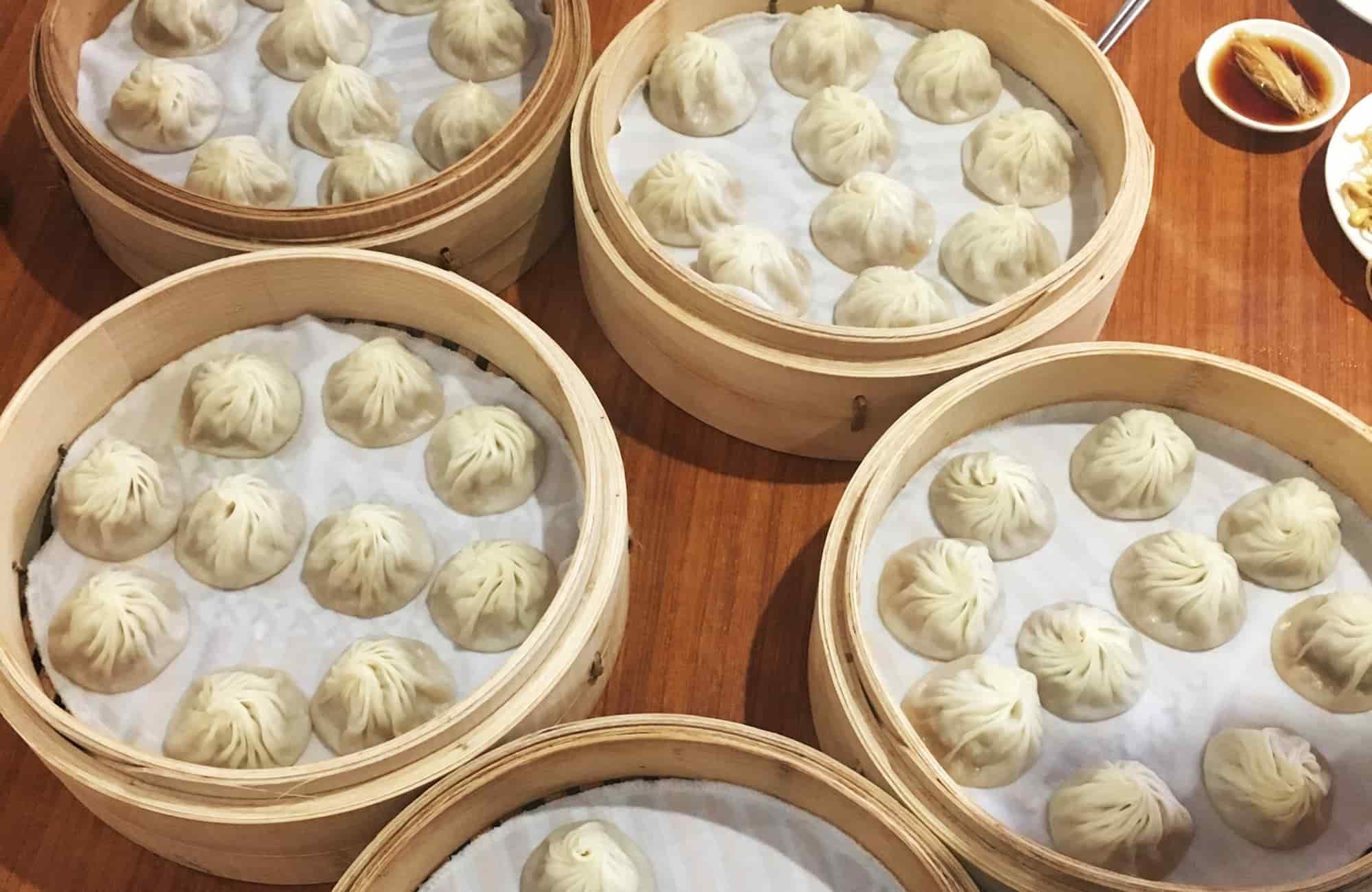 Voyage à Taïwan -Din Tai Fung - Amplitudes