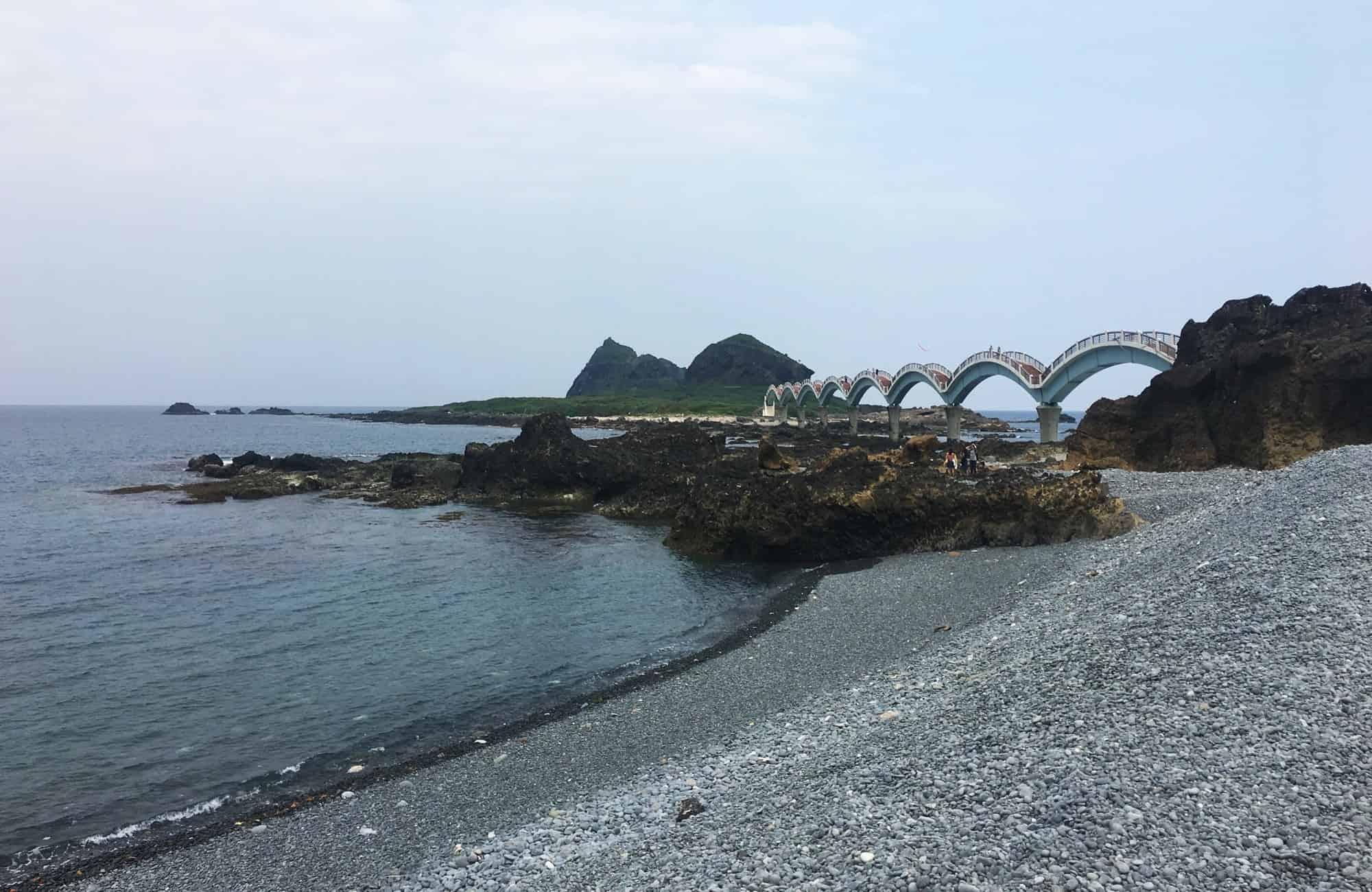 Voyage à Taïwan - Sanxiantai - Amplitudes