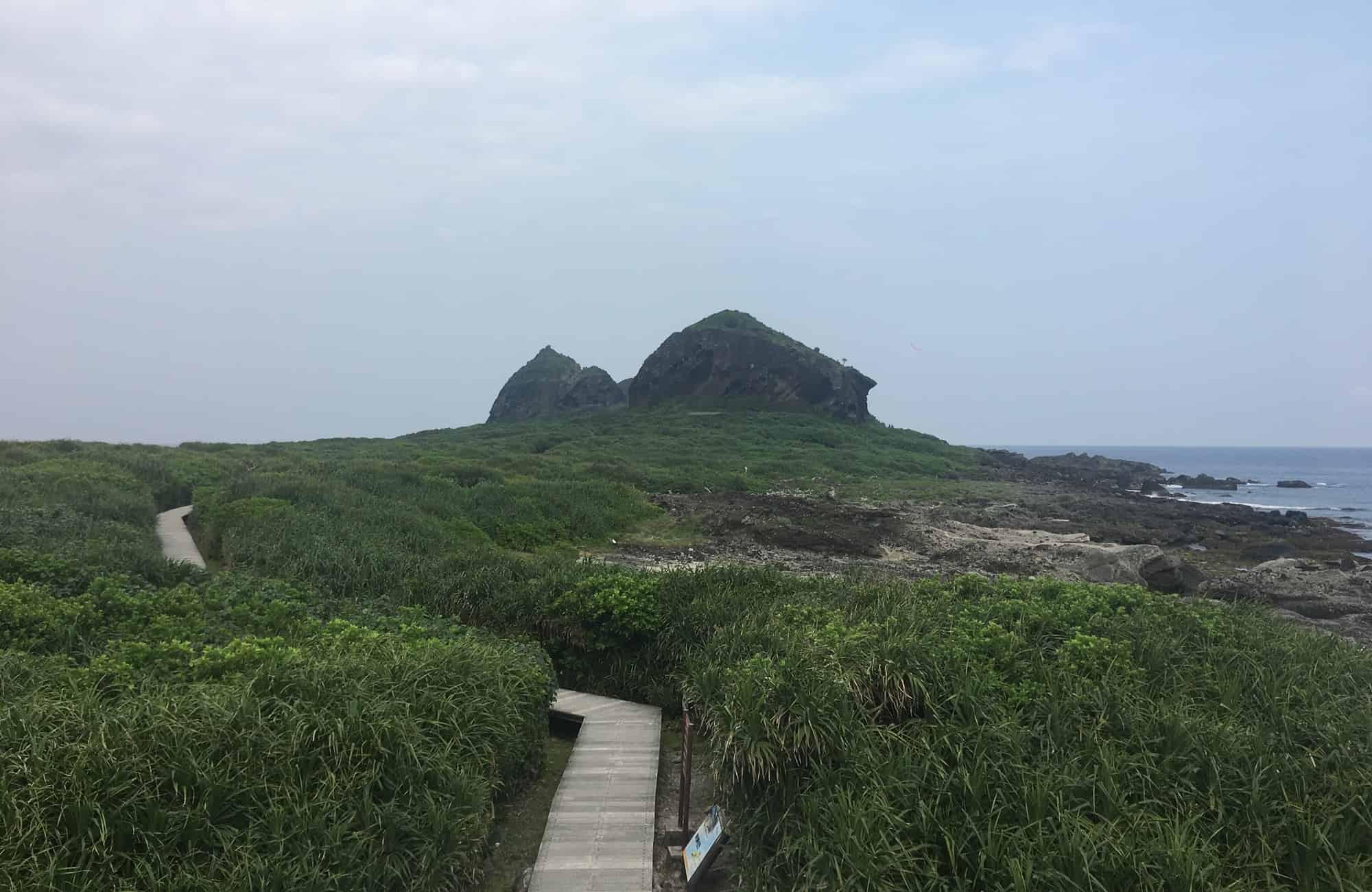 Voyage à Taïwan - île des Trois Immortels - Amplitudes