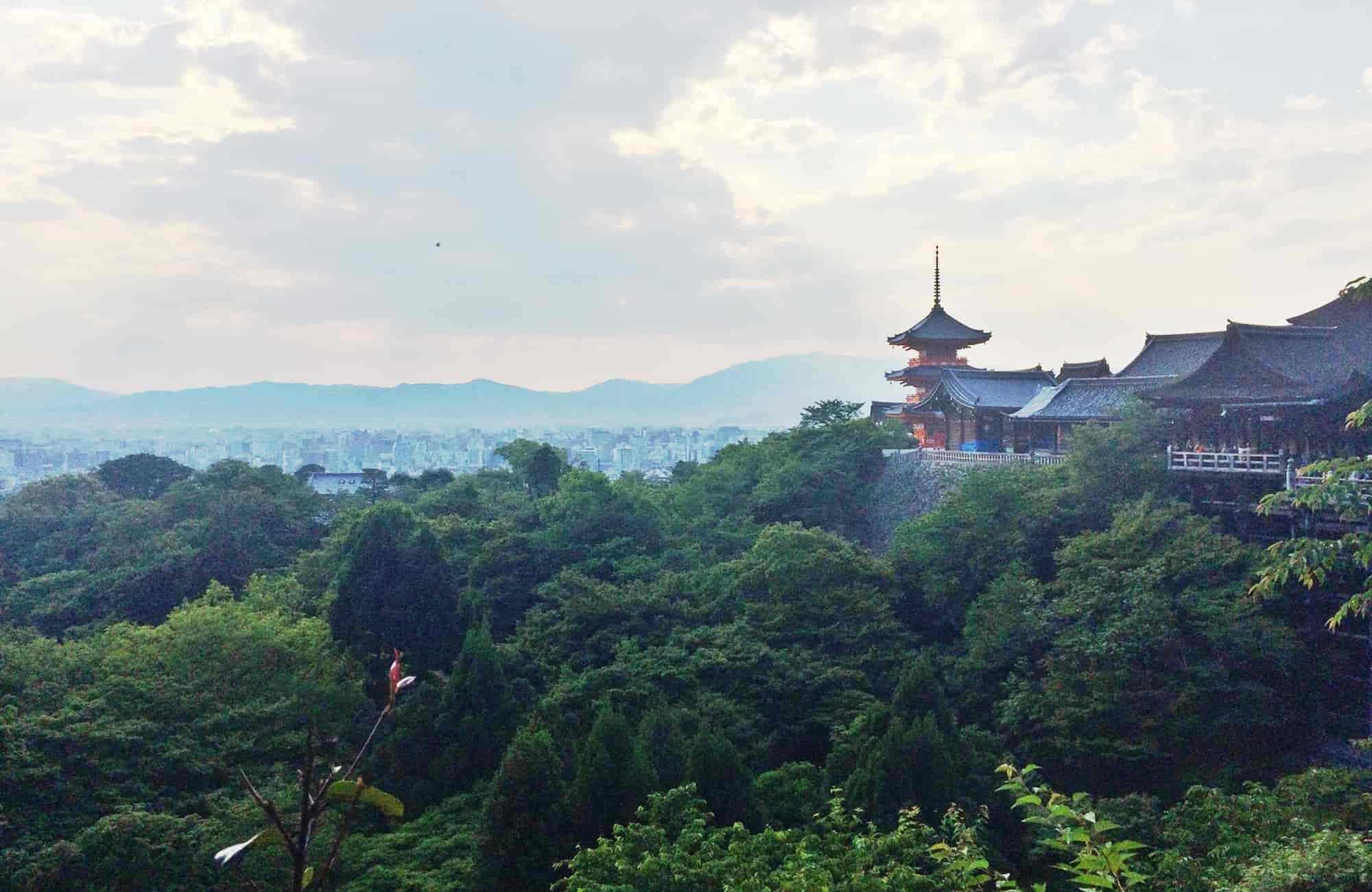 Voyage au Japon - Kyoto - Amplitudes