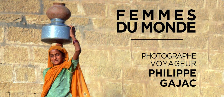 Voyage Inde - Exposition Femmes du Monde - Gajac