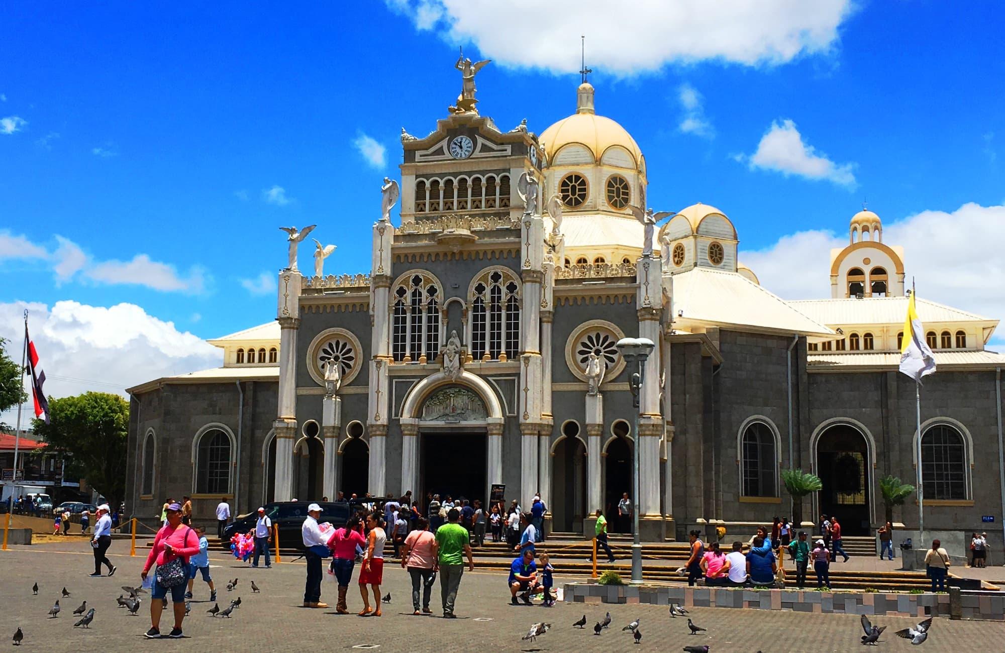 Notre Dame des Anges sous le soleil de Cartago