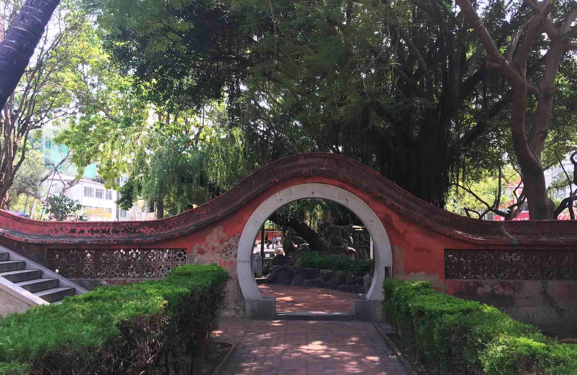 Voyage à Taïwan - Fort provinta - Amplitudes