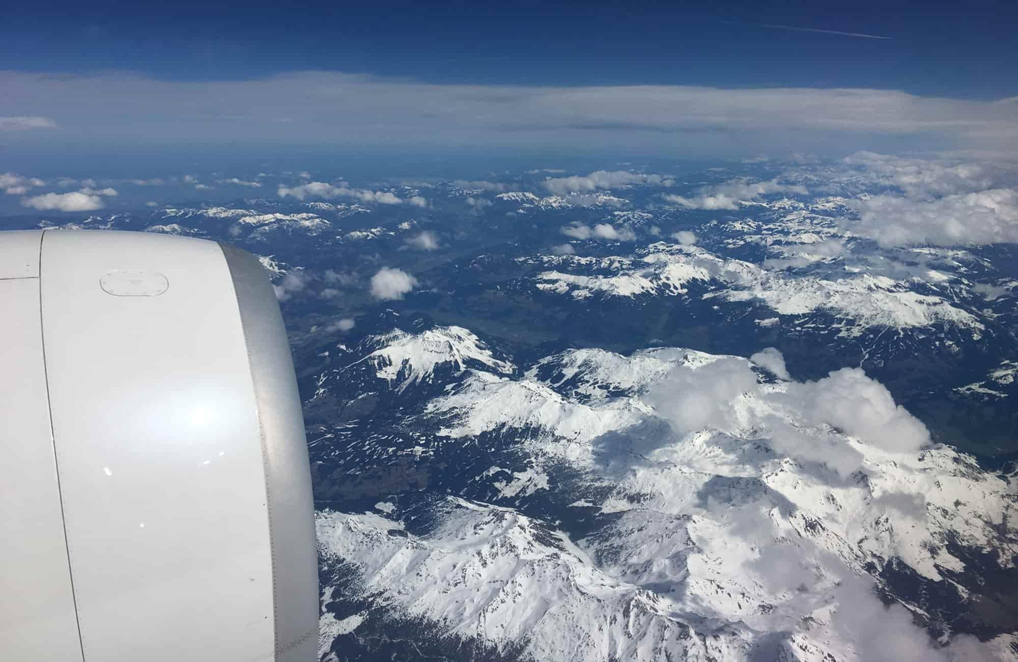 Voyage à Taiwan - Avion - Amplitudes