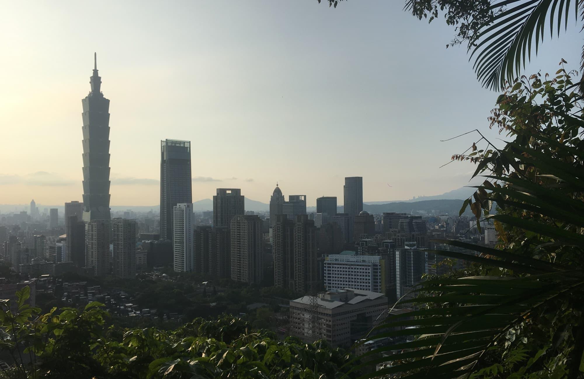 Voyage à Taïwan - Montagne de l'éléphant - Amplitudes