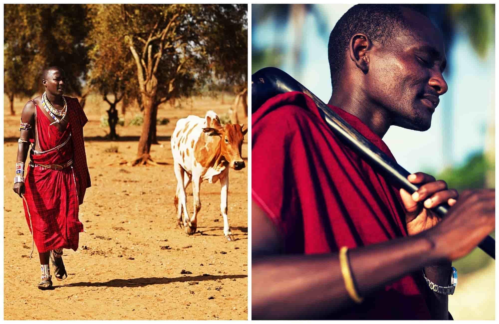 Voyage en Tanzanie - Portraits de Massaï - Amplitudes