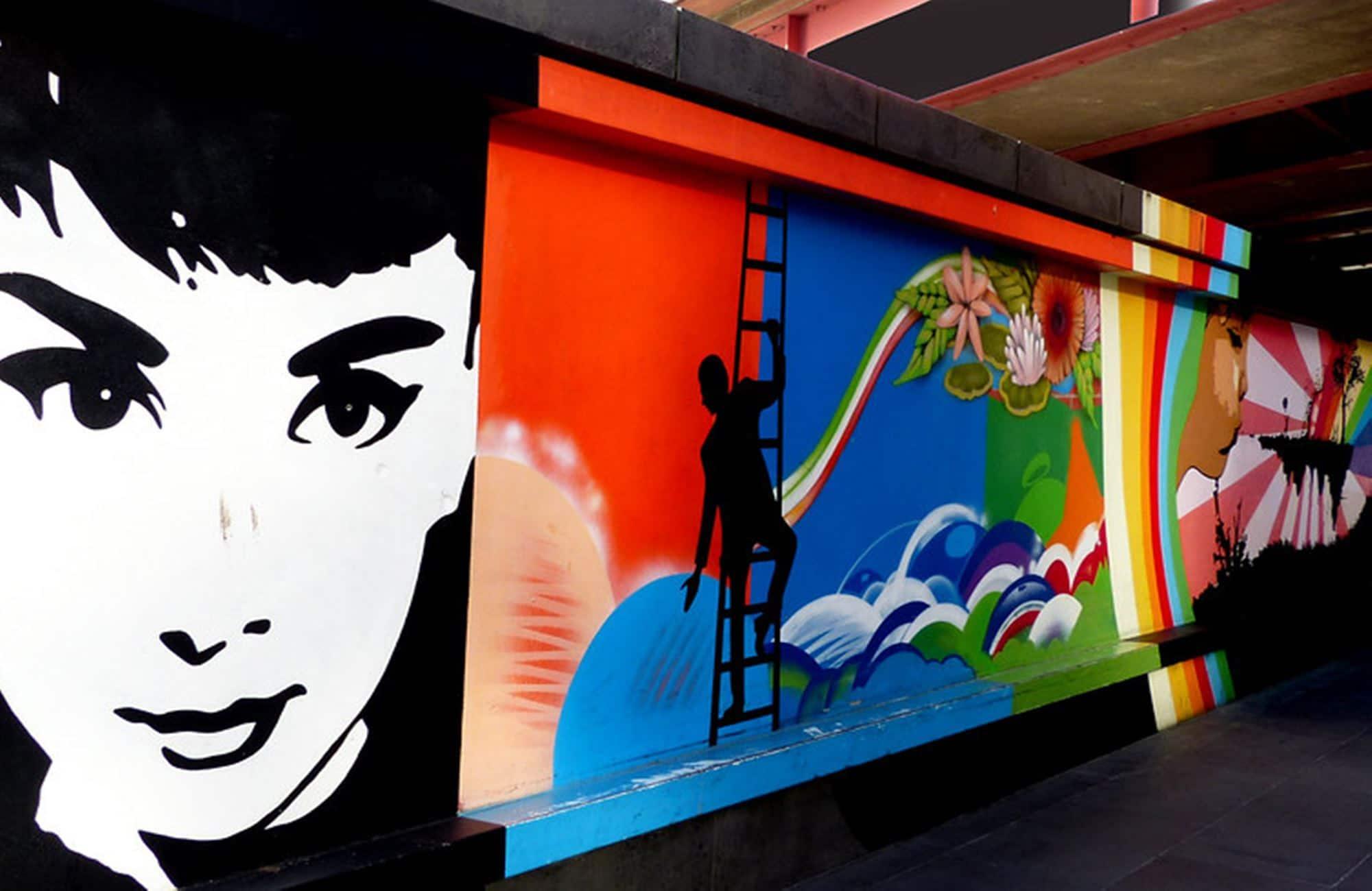 Voyage en Australie - Street-art à Melbourne - Amplitudes