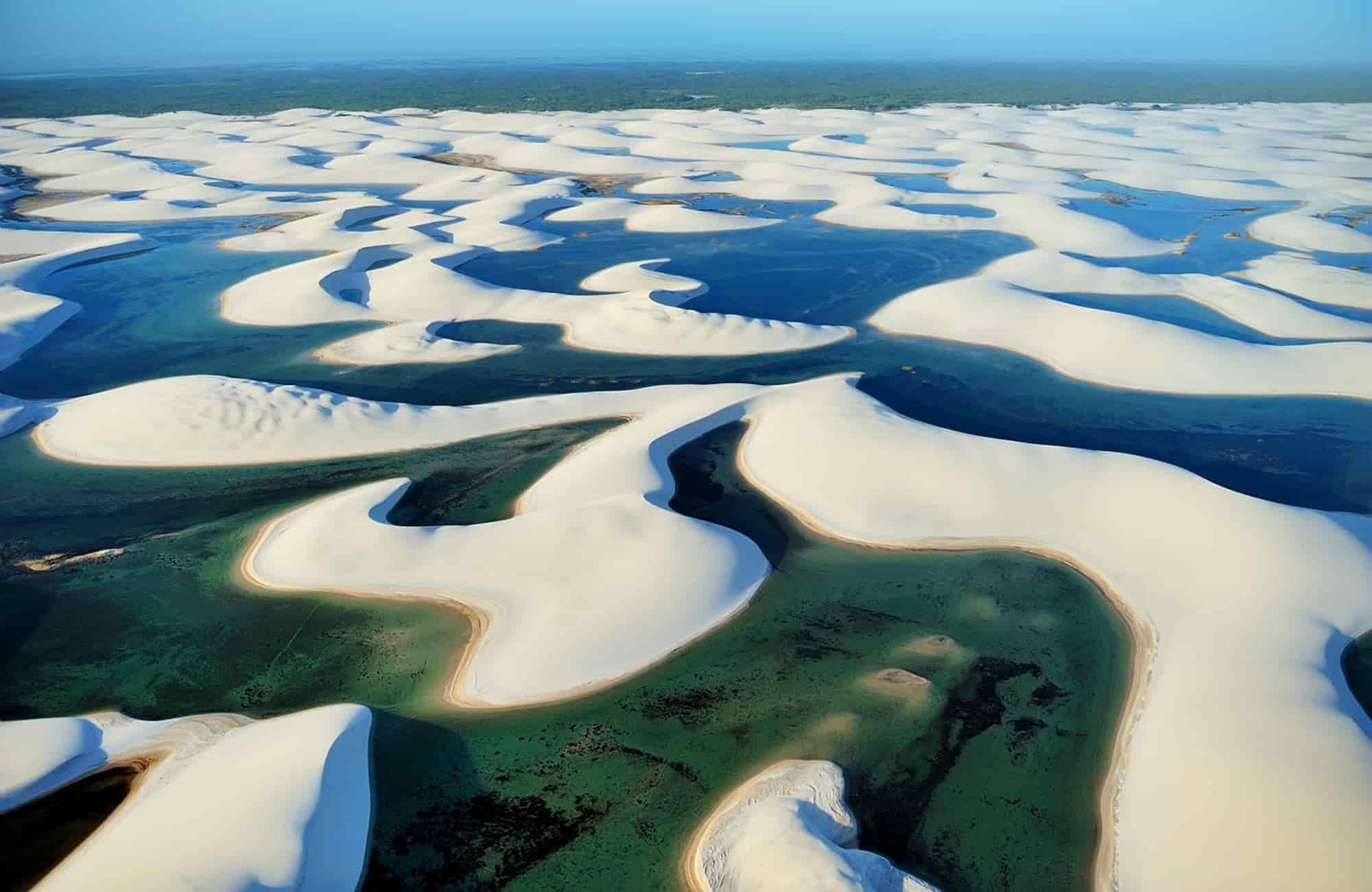 Voyage au Brésil - Désert de Lencois-Maranhenses - Amplitudes