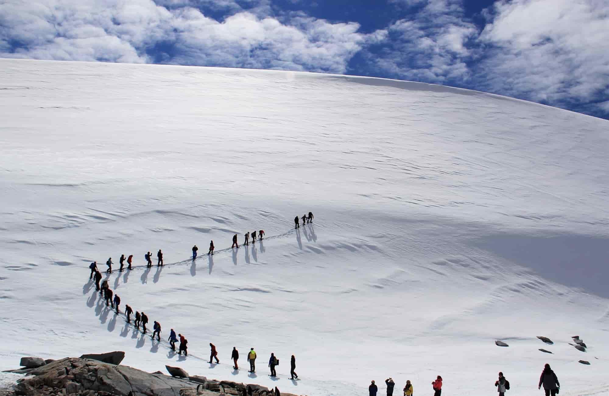 Voyage en Antarctique - Désert de glace - Amplitudes