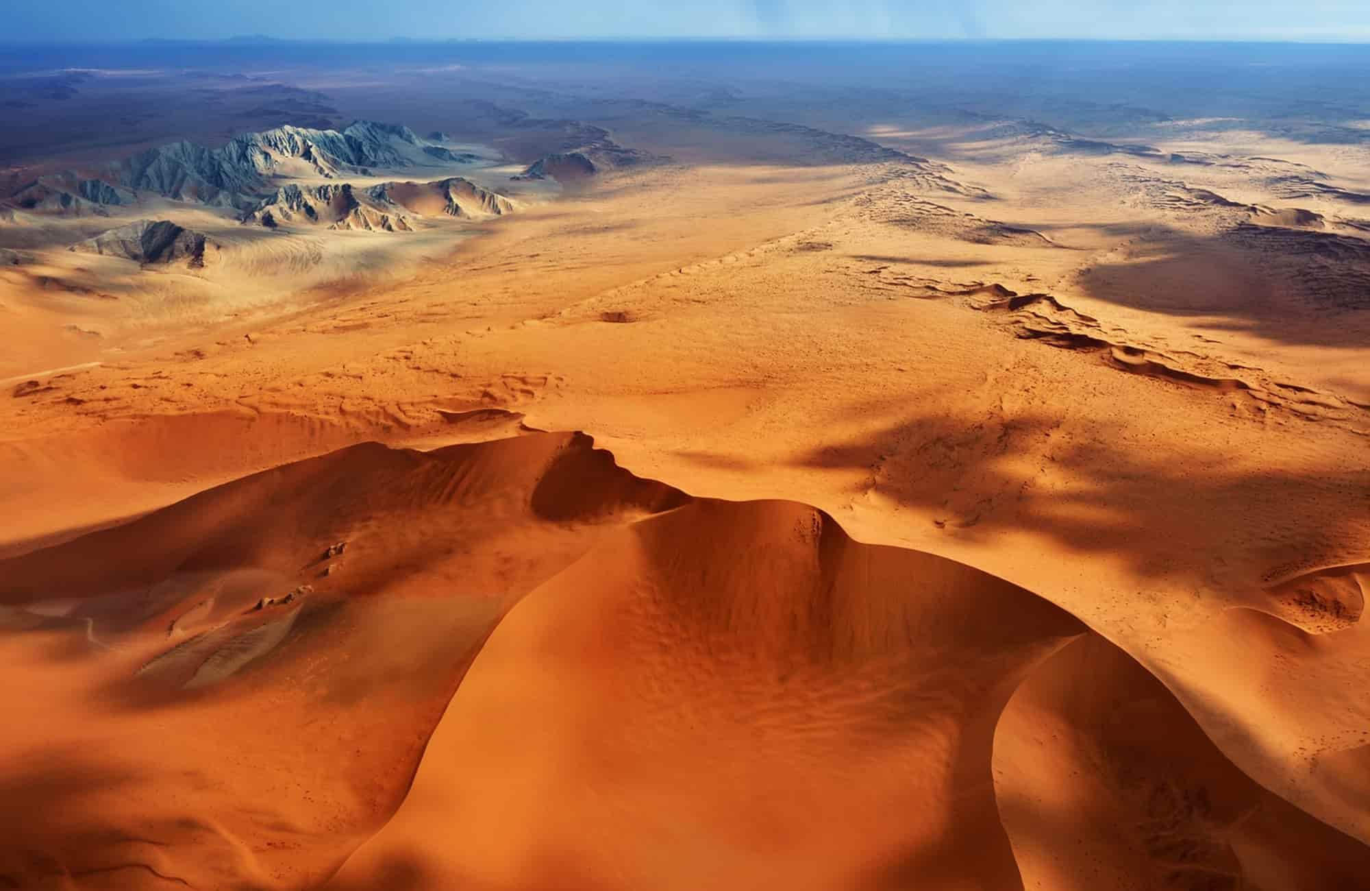 Voyage en Namibie - Le désert du Namib - Amplitudes