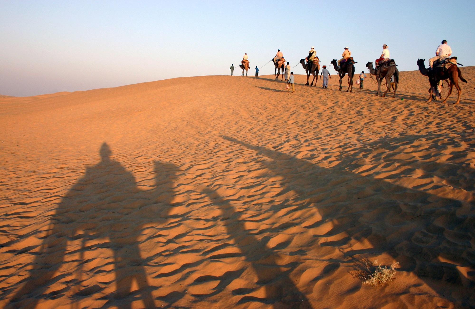 Voyage en Inde - Désert du Thar - Amplitudes