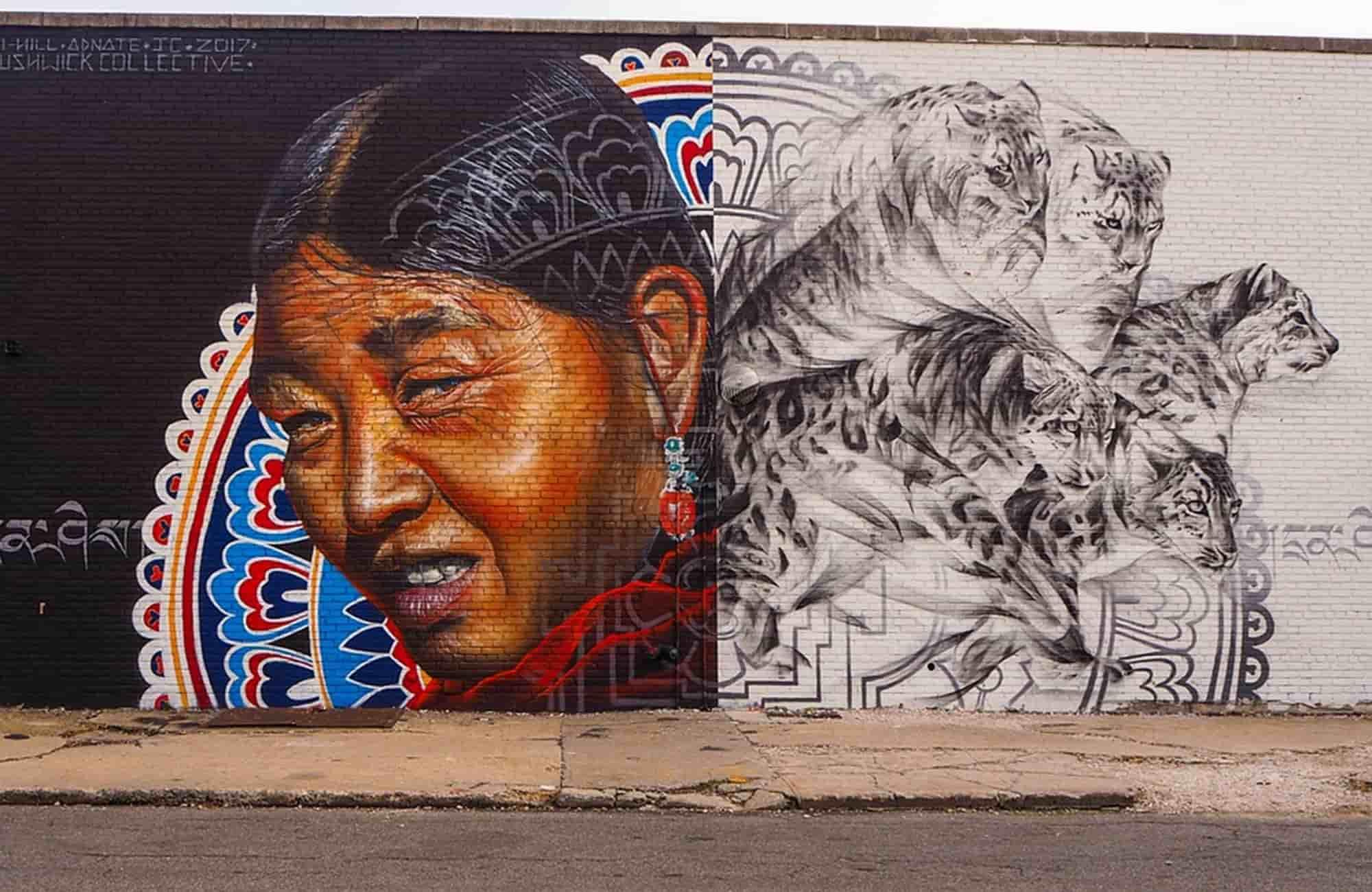 Voyage aux USA - Street-art à Bushwick - Amplitudes