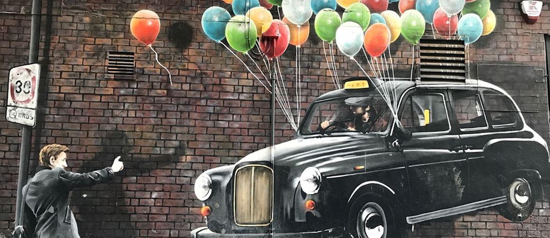 Voyage à Glasgow - Street-art - Amplitudes