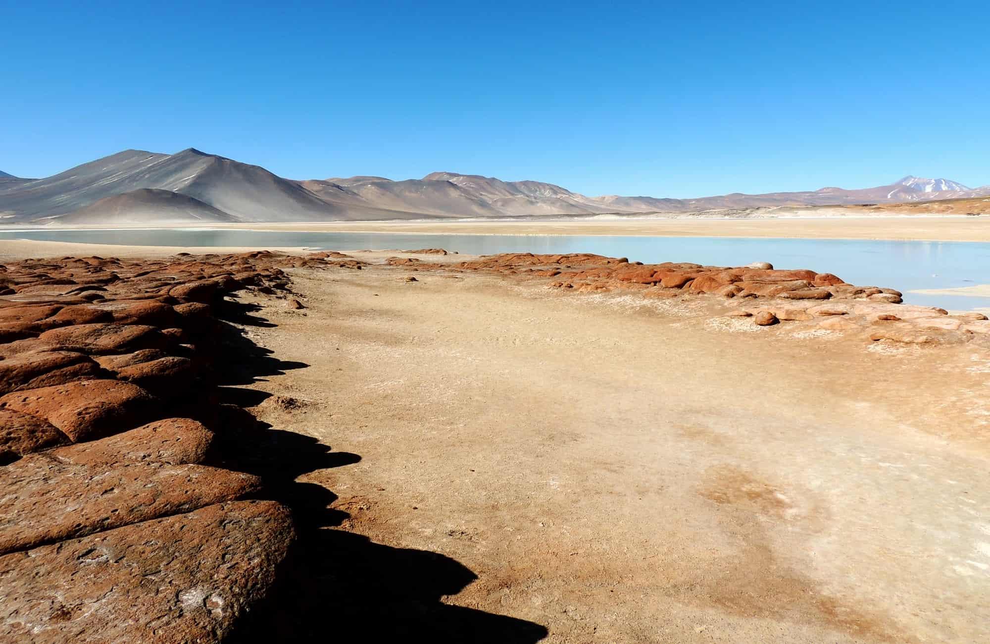 Voyage au Chili - Piedras Rojas - Amplitudes