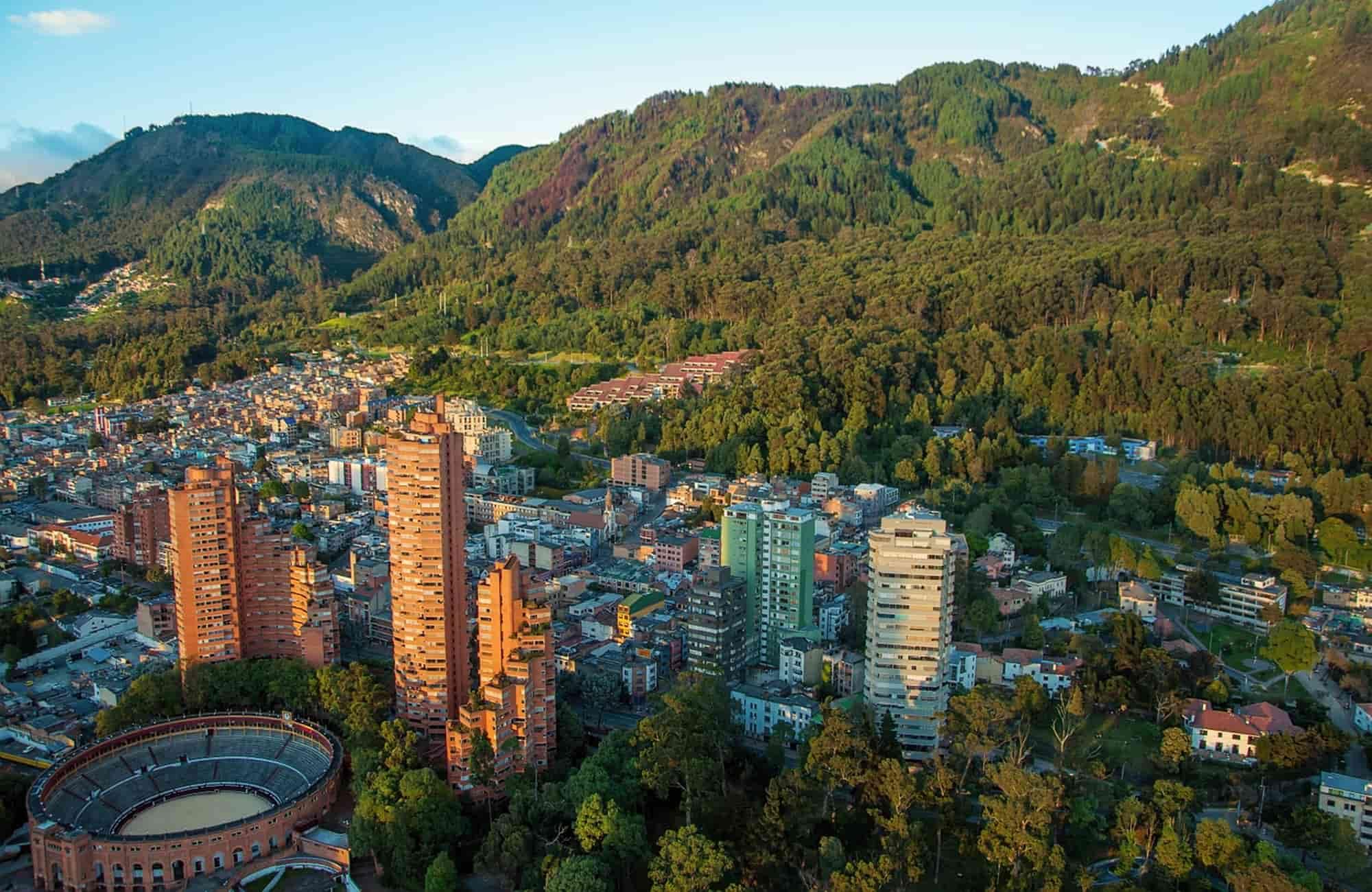 Voyage en Colombie - Bogotá - Amplitudes
