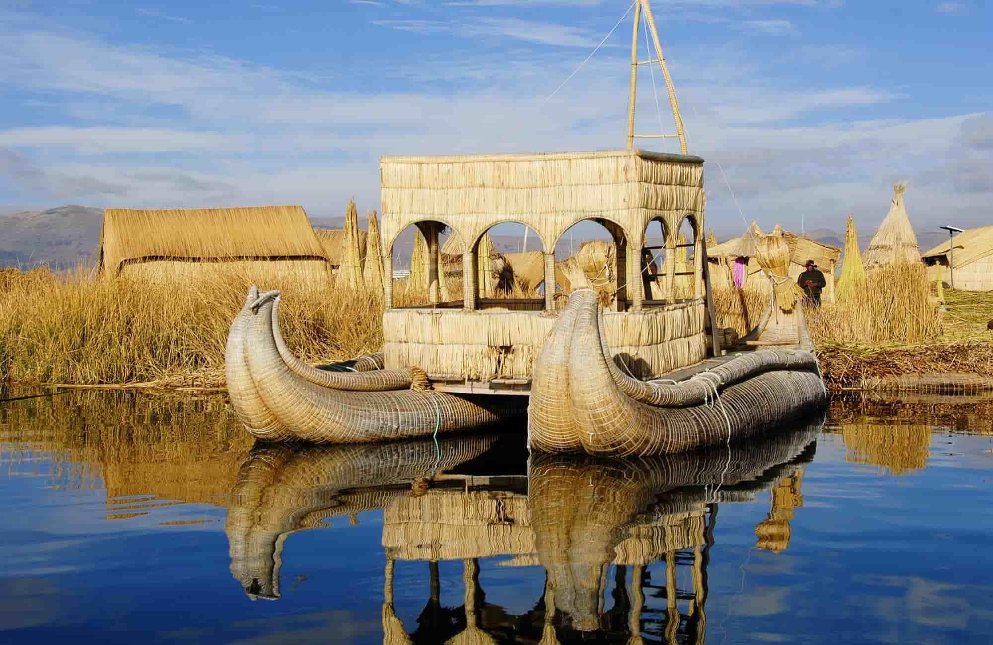 Voyage au Pérou - Le lac Titicaca - Amplitudes