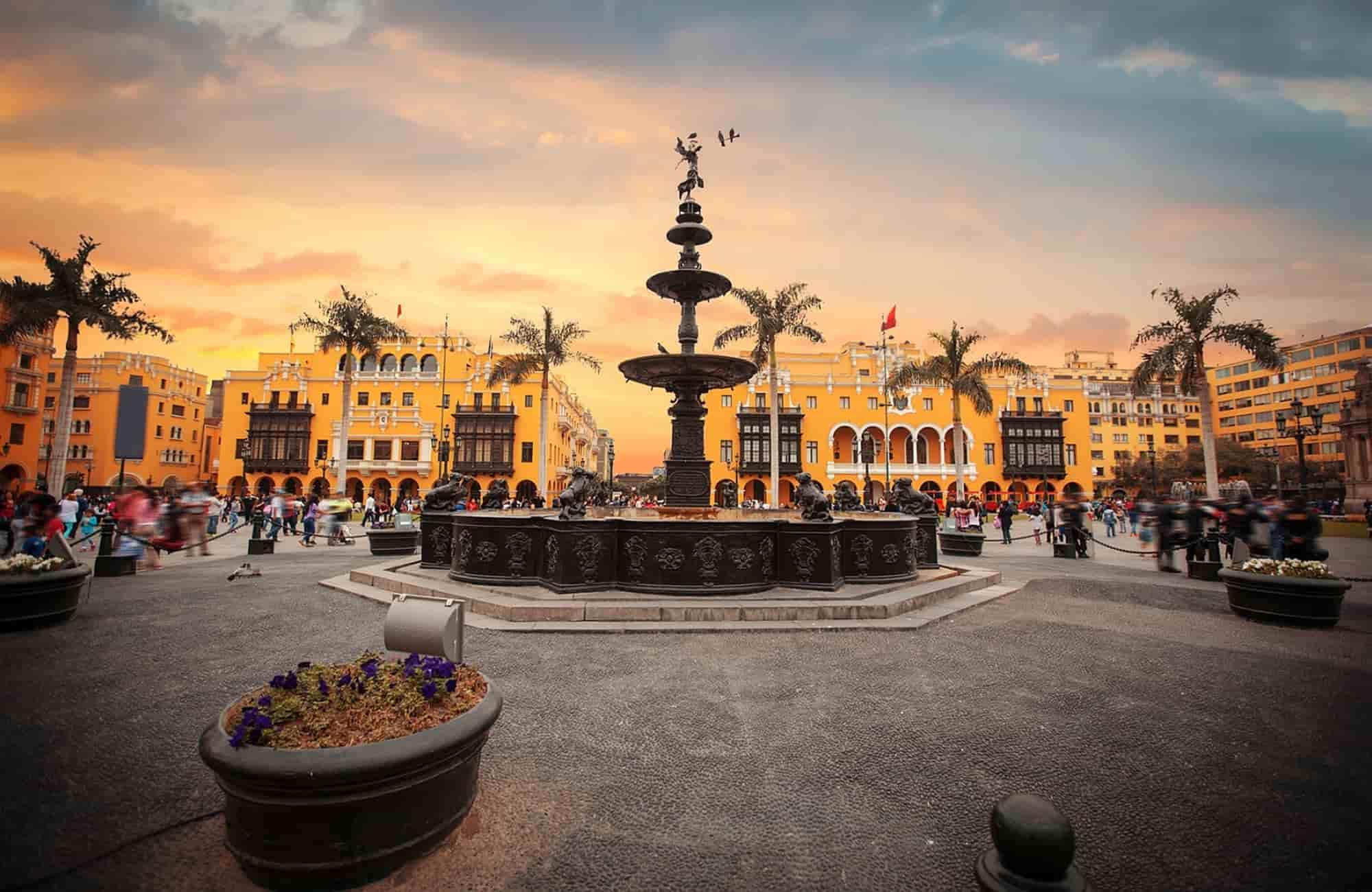 Voyage au Pérou - Lima - Amplitudes