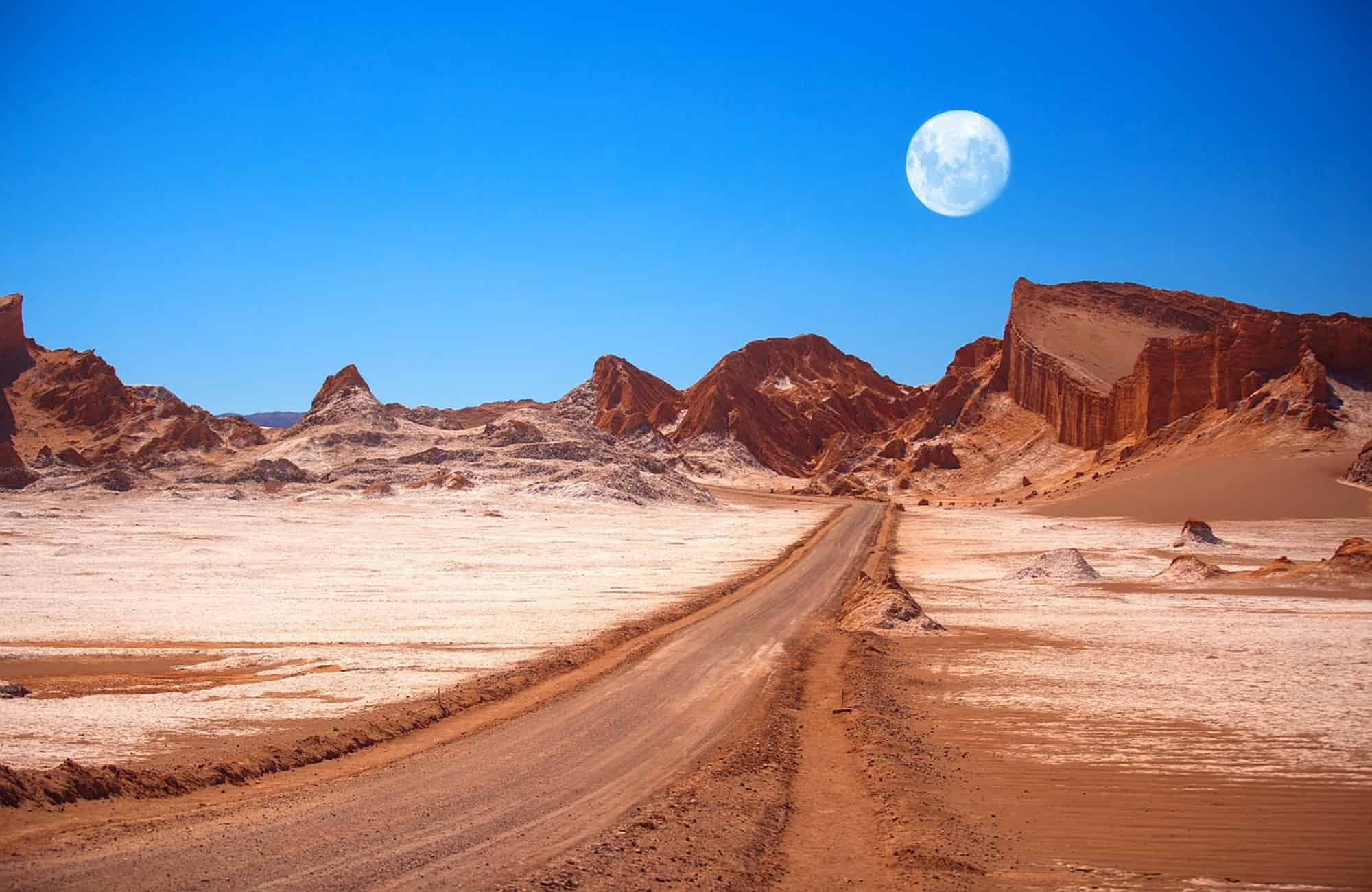 Voyage au Chili - Désert d'Atacama - Amplitudes