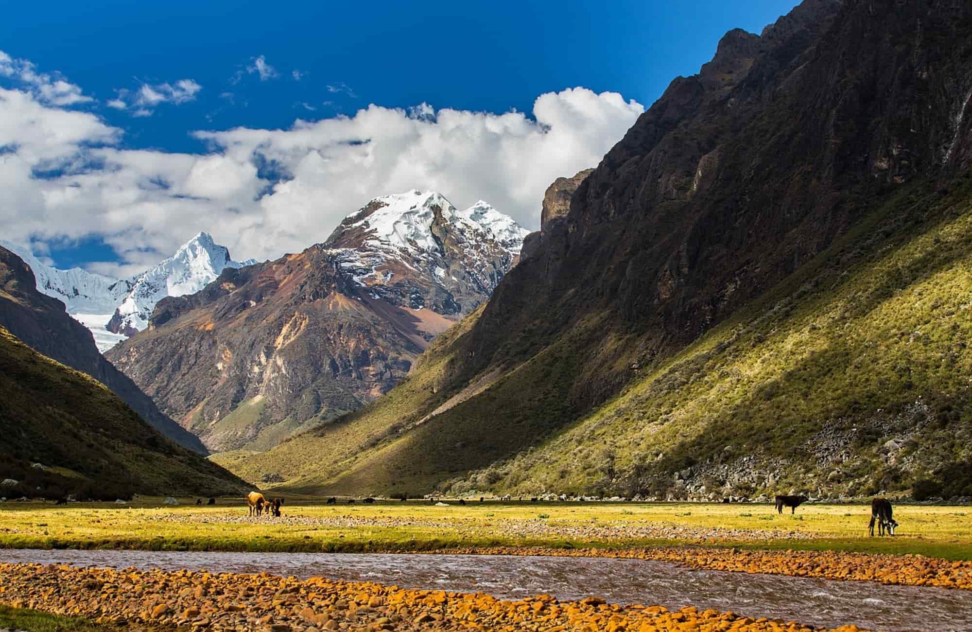 Voyage au Pérou-paysage péruvien - Amplitudes