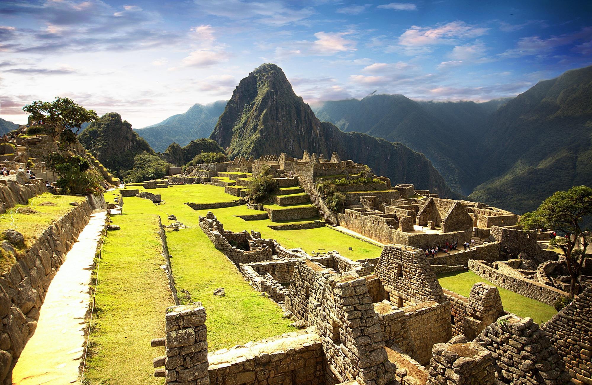 Voyage au Pérou - Machu Picchu - Amplitudes