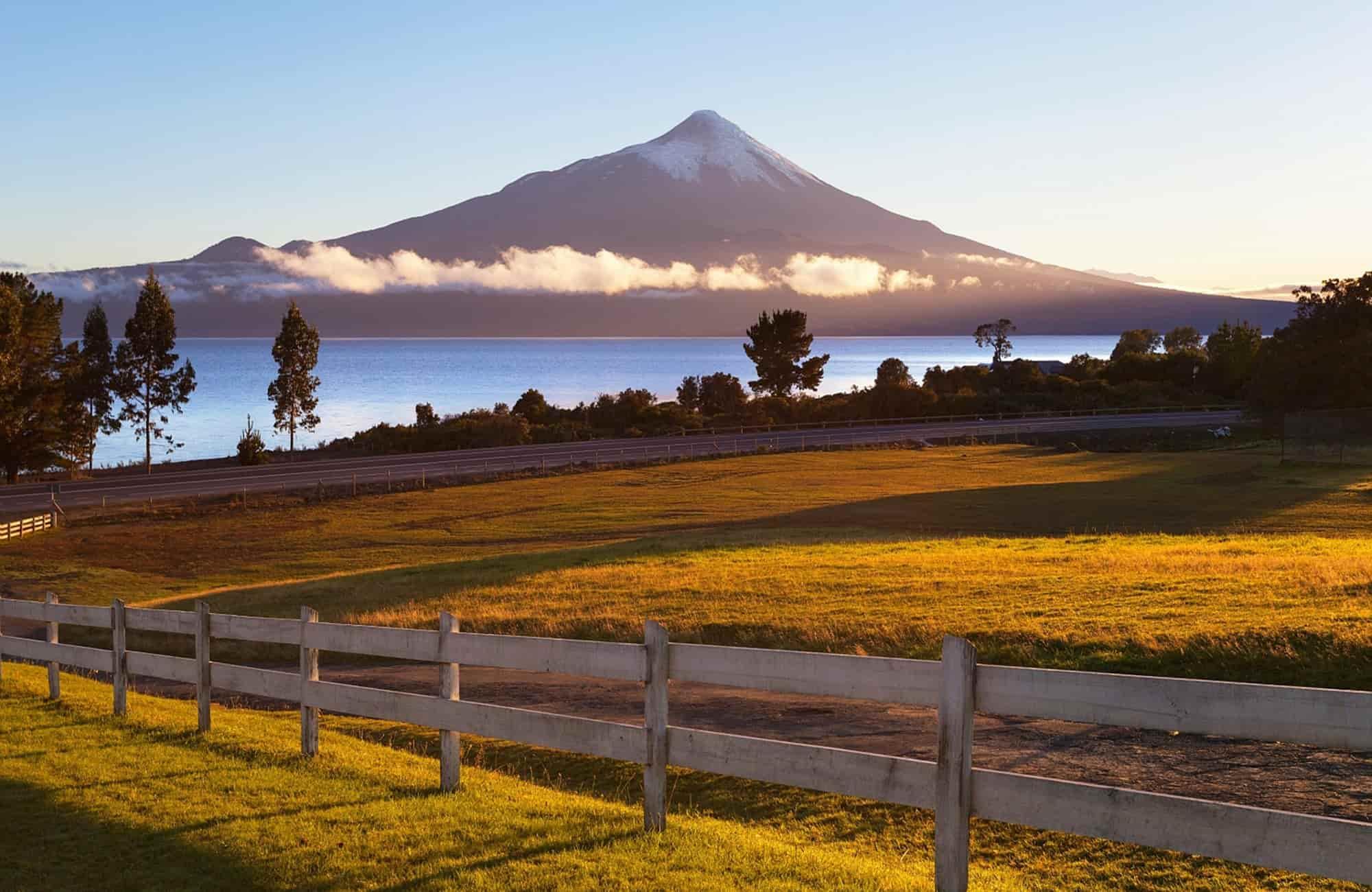 Voyage en Argentine - Volcan Osorno - Amplitudes