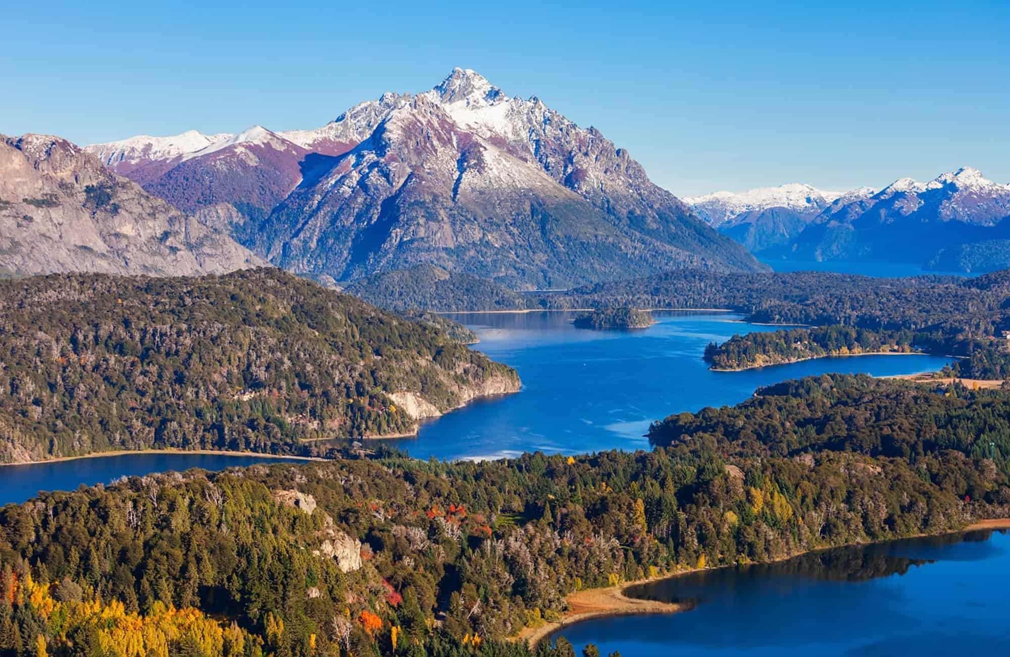 Voyage en Argentine - Route des 7 lacs - Amplitudes