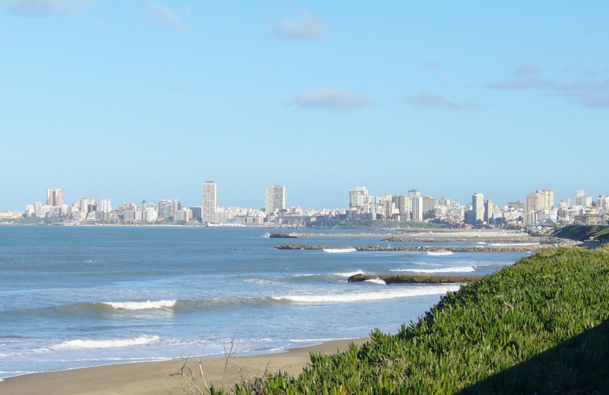 Voyage en Argentine - Mar del Plata - Amplitudes