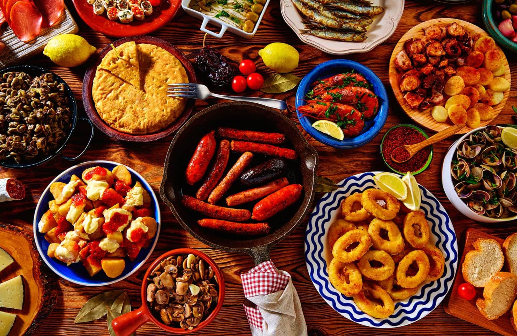 Quelques saveurs catalanes
