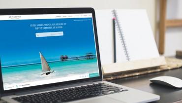Site internet Agence de voyages - Amplitudes