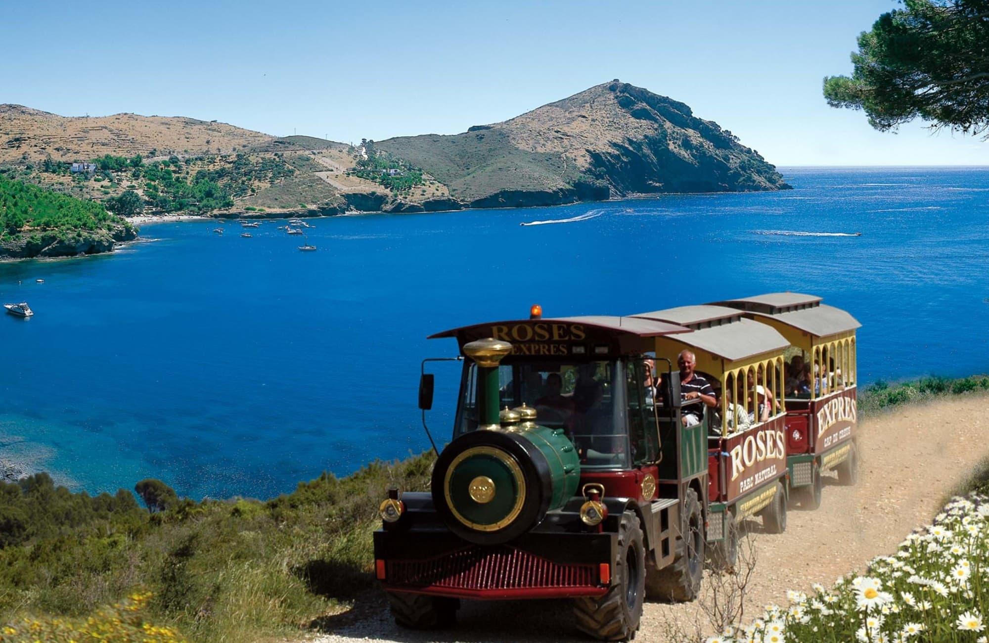 Sortir de son train-train quotidien sur la baie de Portlligat