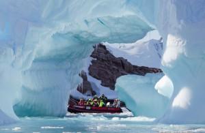 Bienvenue dans l'immensité glacé du Spitzberg