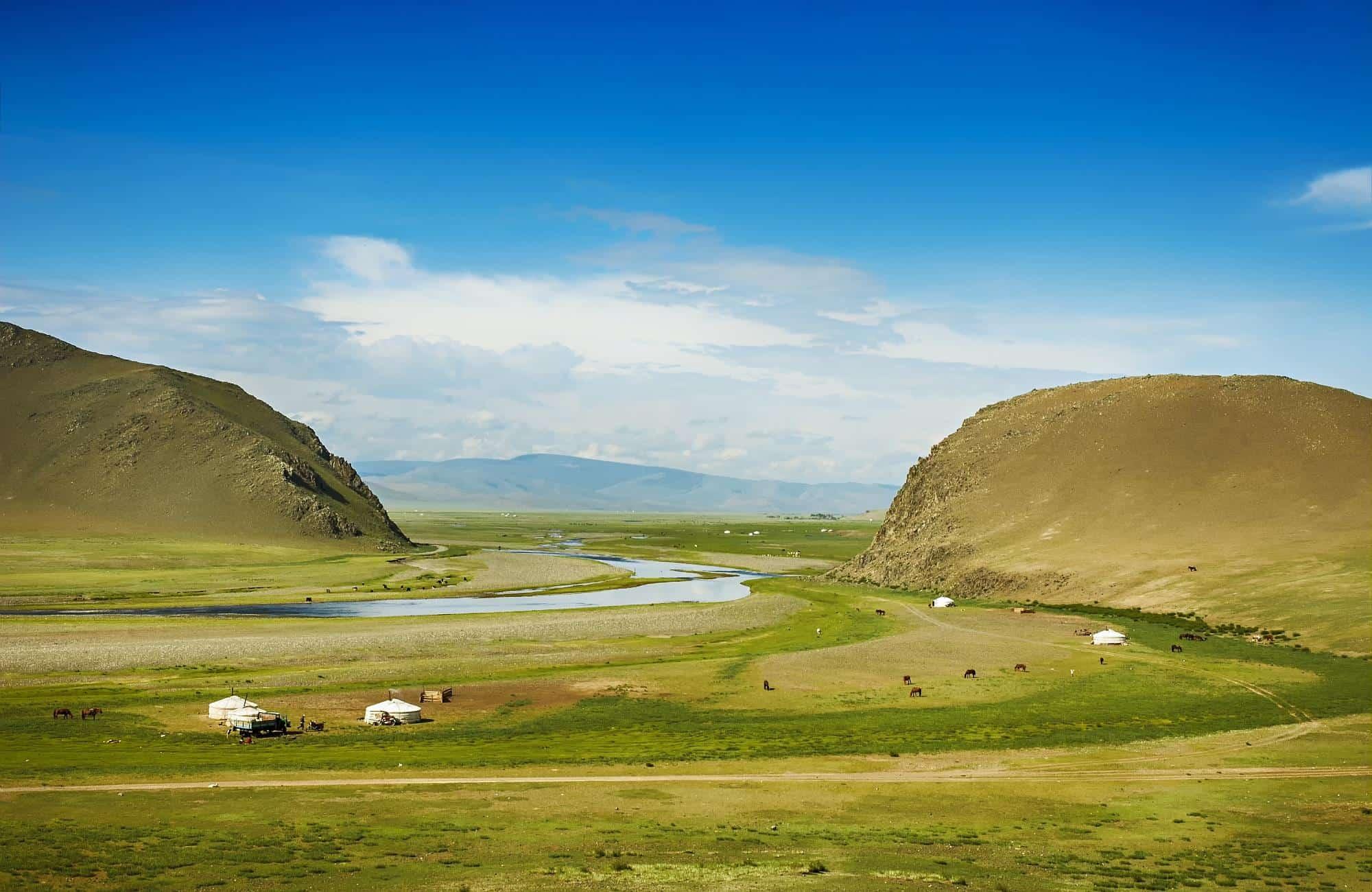 Voyage en Mongolie - Steppes Mongoles - Amplitudes