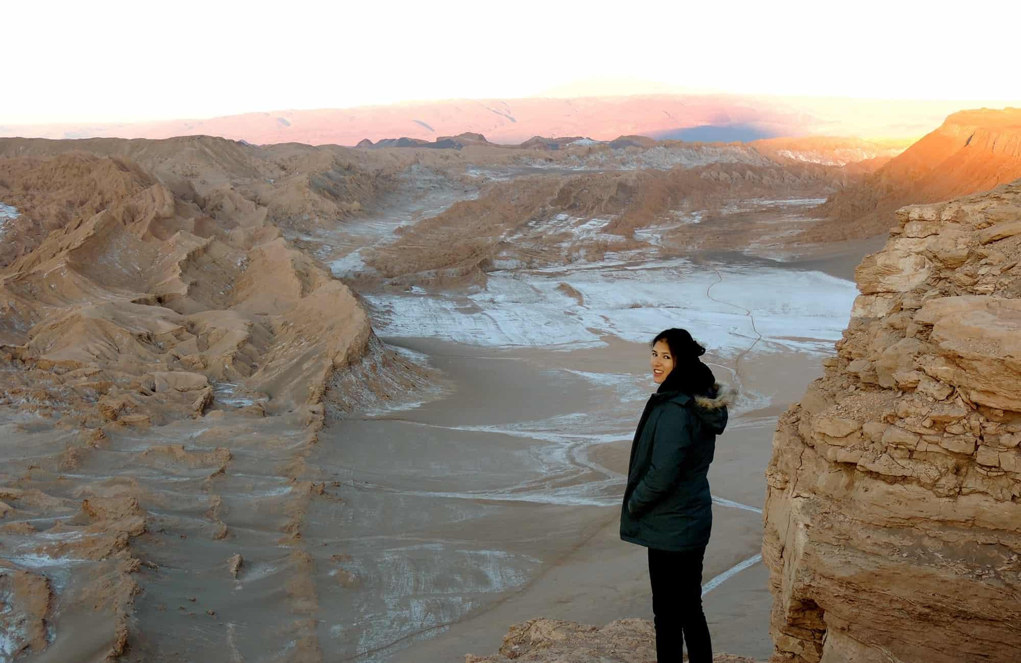 Voyage au Chili - Vallée de la lune - Amplitudes