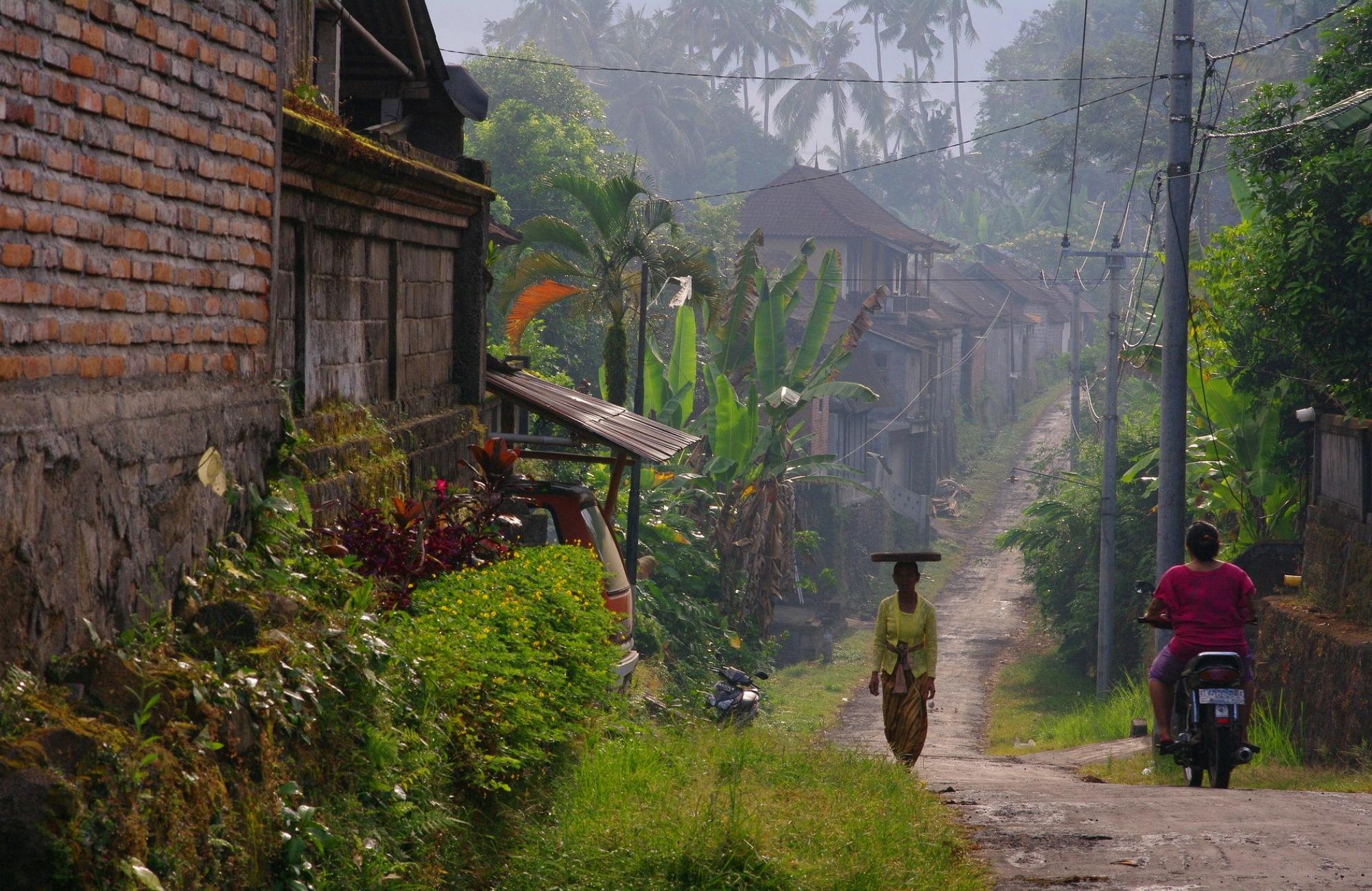 Culture indonésienne, sur les routes de Bali