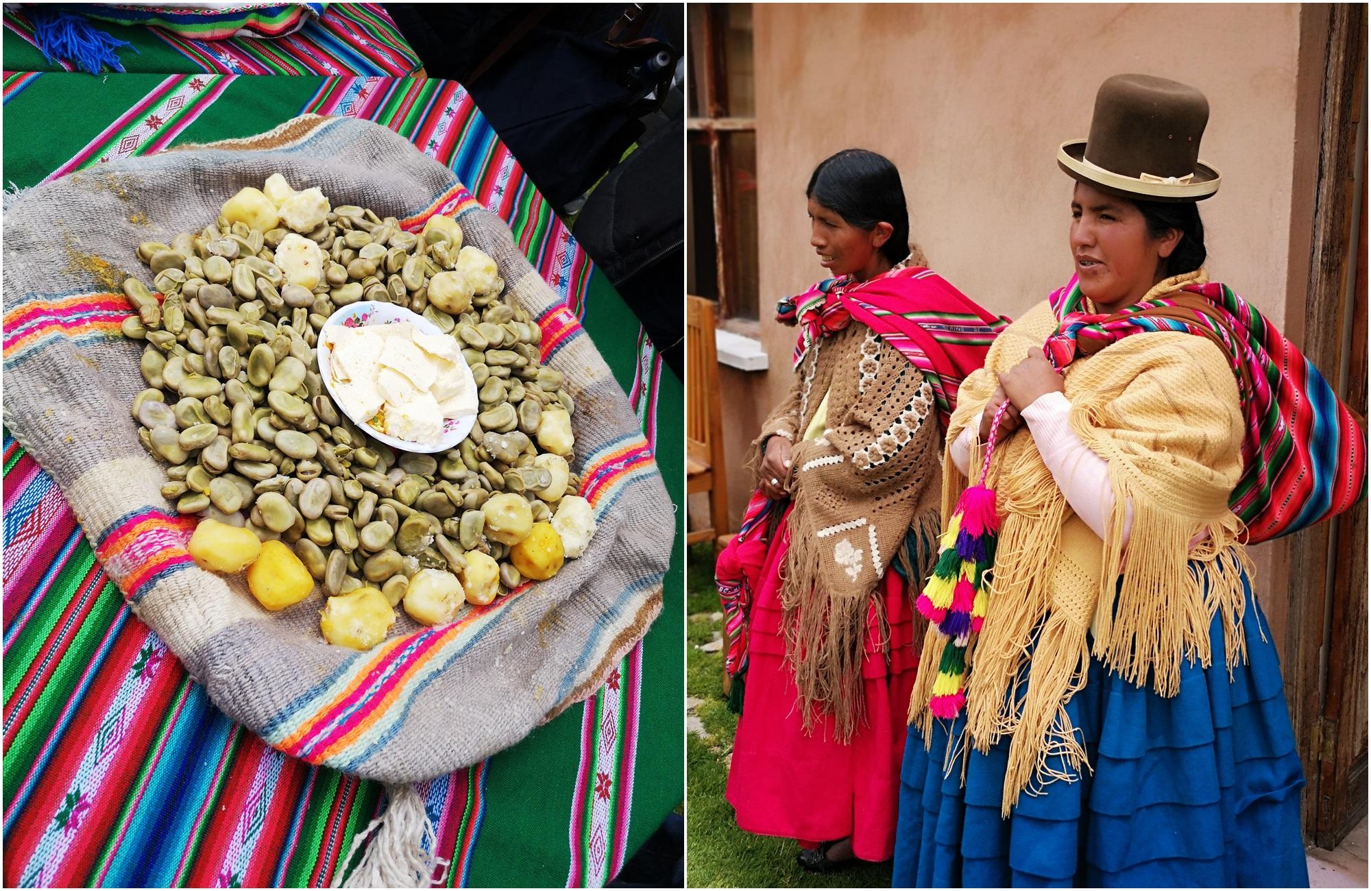 Découvrez l'Apthapi, un rituel andin qui consiste à se réunir autour d'un bon repas communautaire.