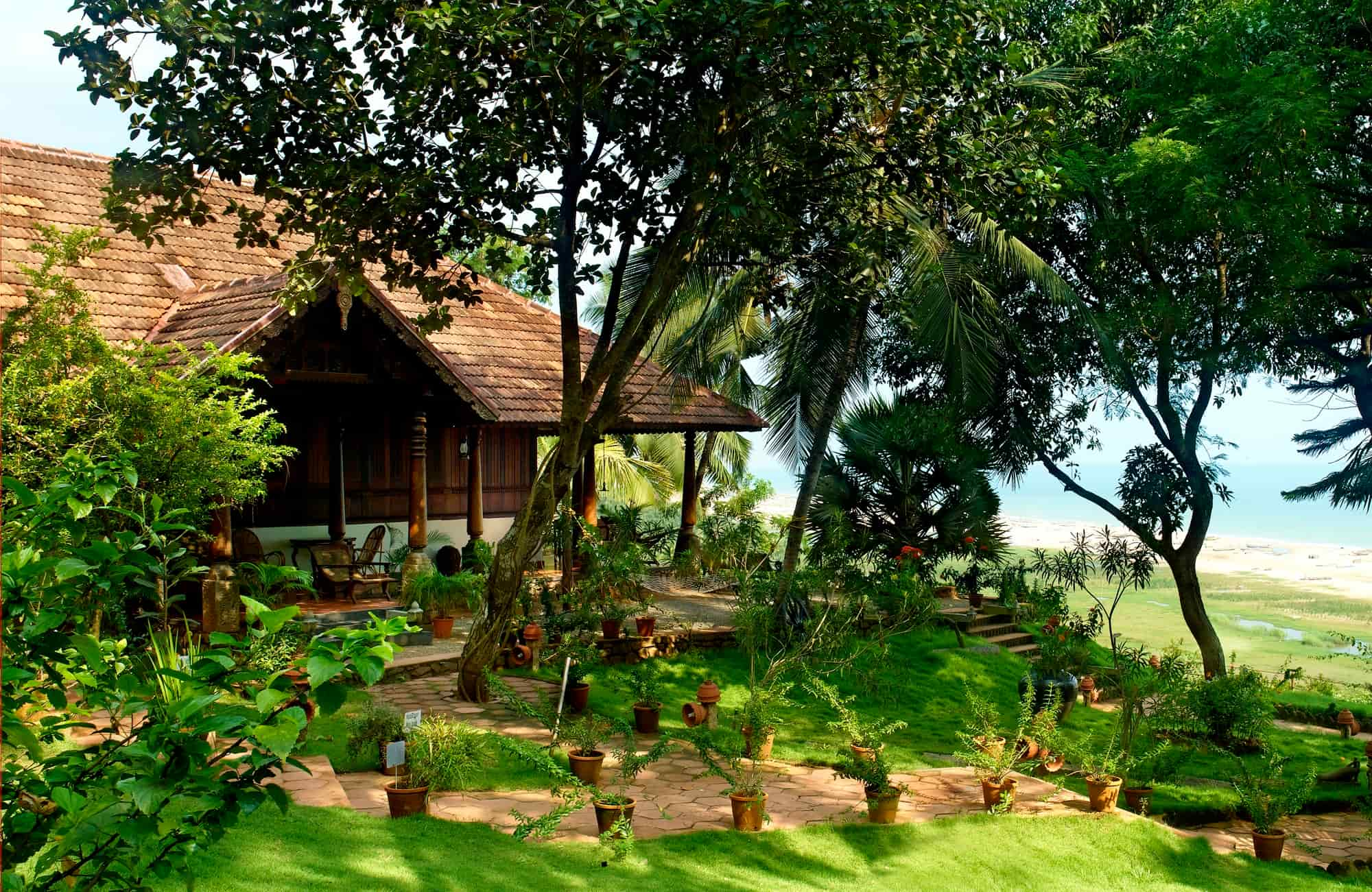 Voyage au Kerala - Somatheeram - Amplitudes