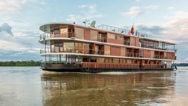 voyage en Amazonie sur le Manatee avec Amplitudes