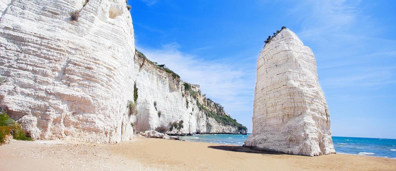 Voyage en Italie - Pouilles à Vieste - Amplitudes