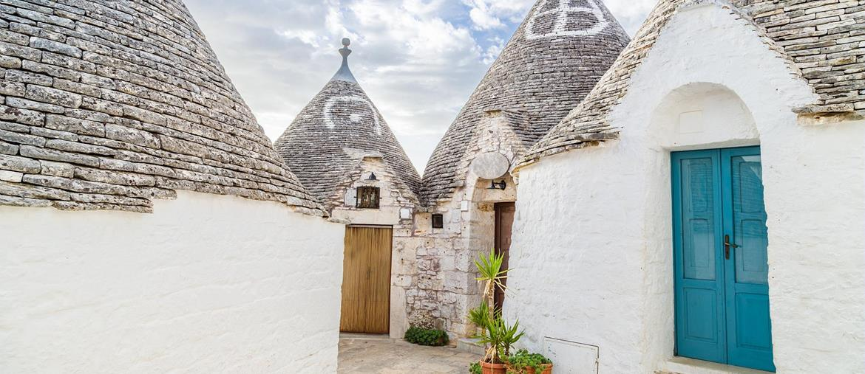 Voyage en Italie - Alberobello - Amplitudes