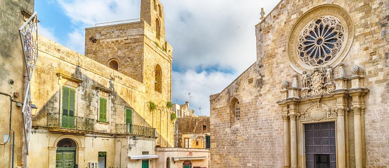 Voyage en Italie - Église médiévale d'Otranto - Amplitudes