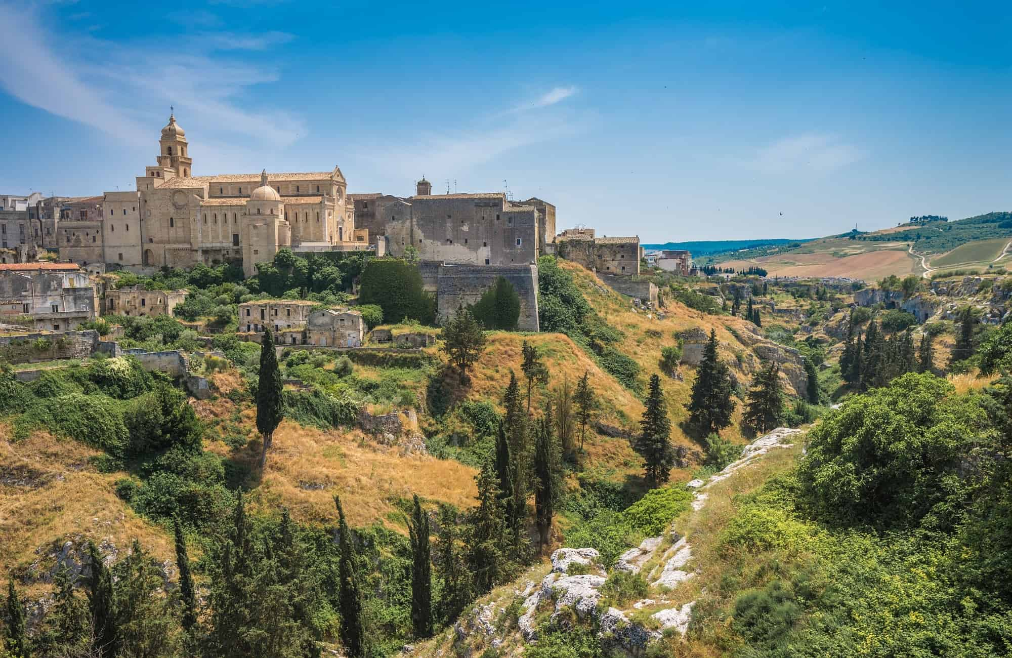 Voyage en Italie - Gravina Di Puglia - Amplitudes