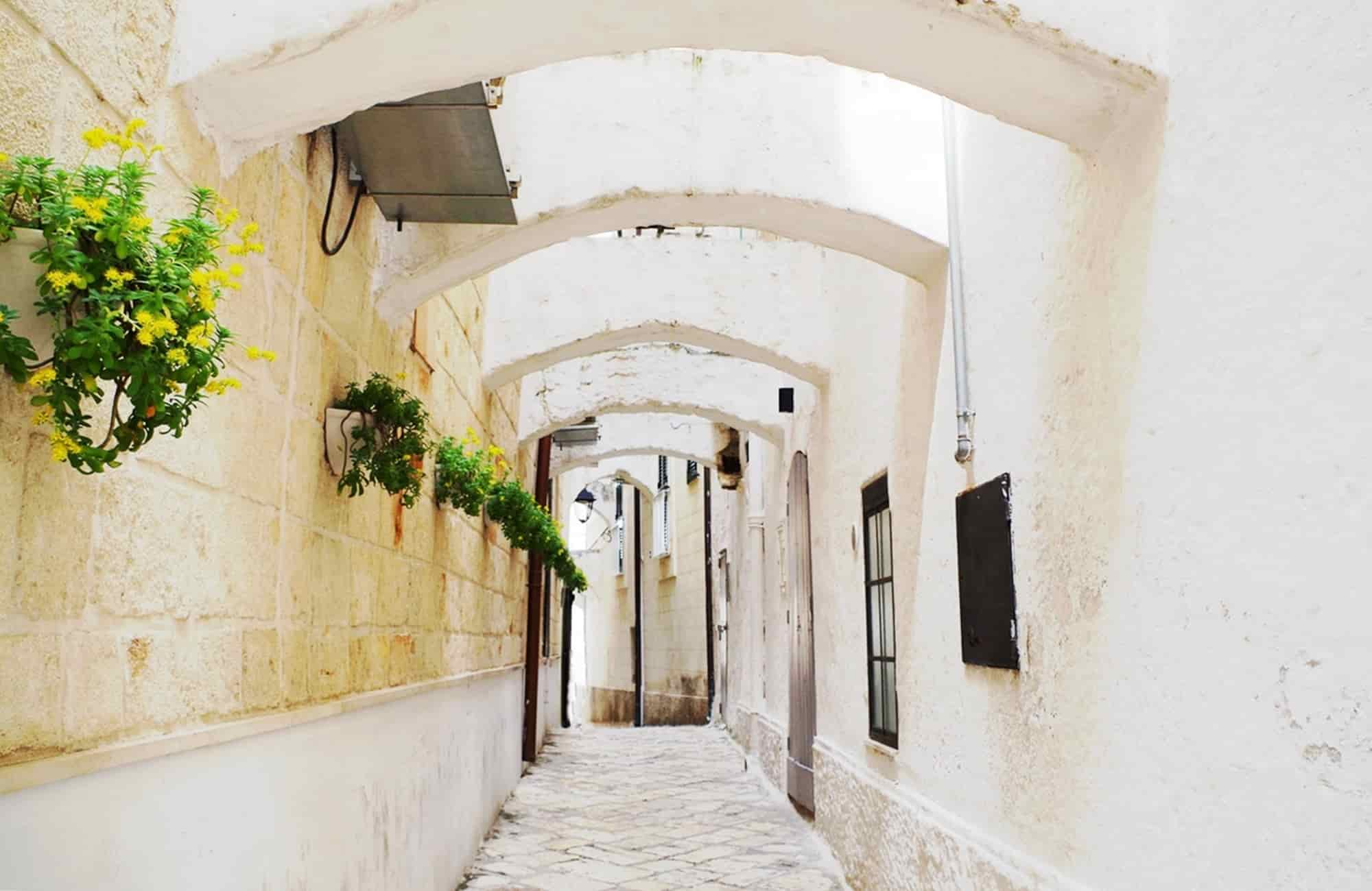 Voyage en Italie - Monopoli - Amplitudes